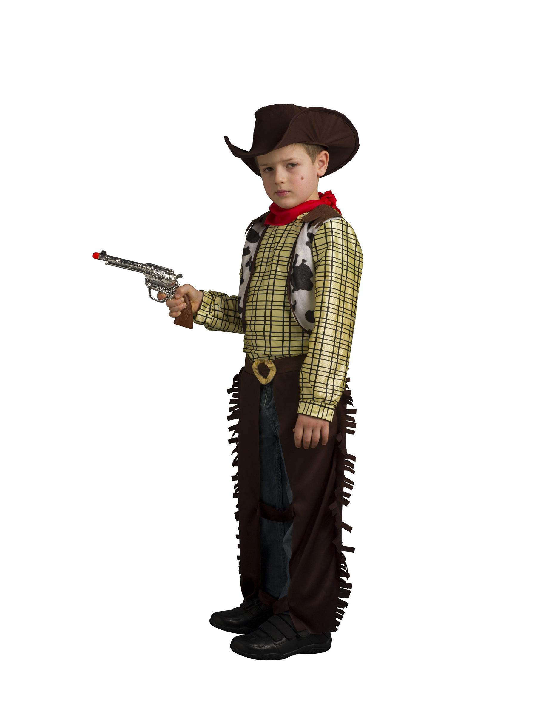 d guisement cowboy marron enfant gar on achat de d guisements enfants sur vegaoopro grossiste. Black Bedroom Furniture Sets. Home Design Ideas