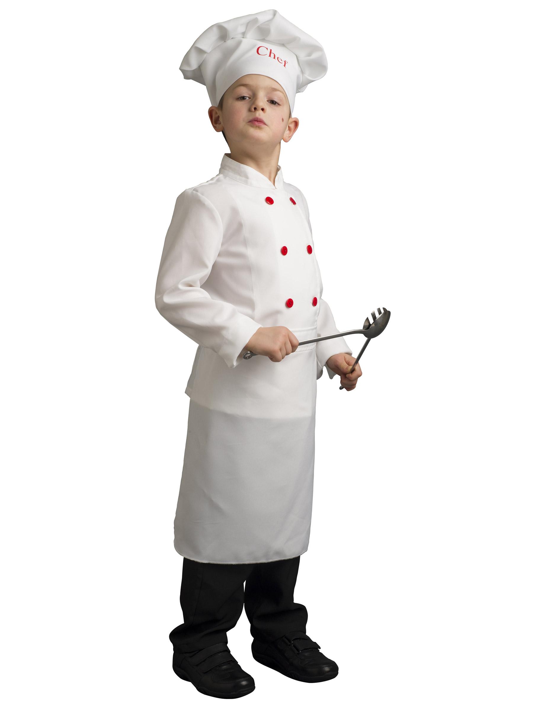 Костюм повара для детей своими руками