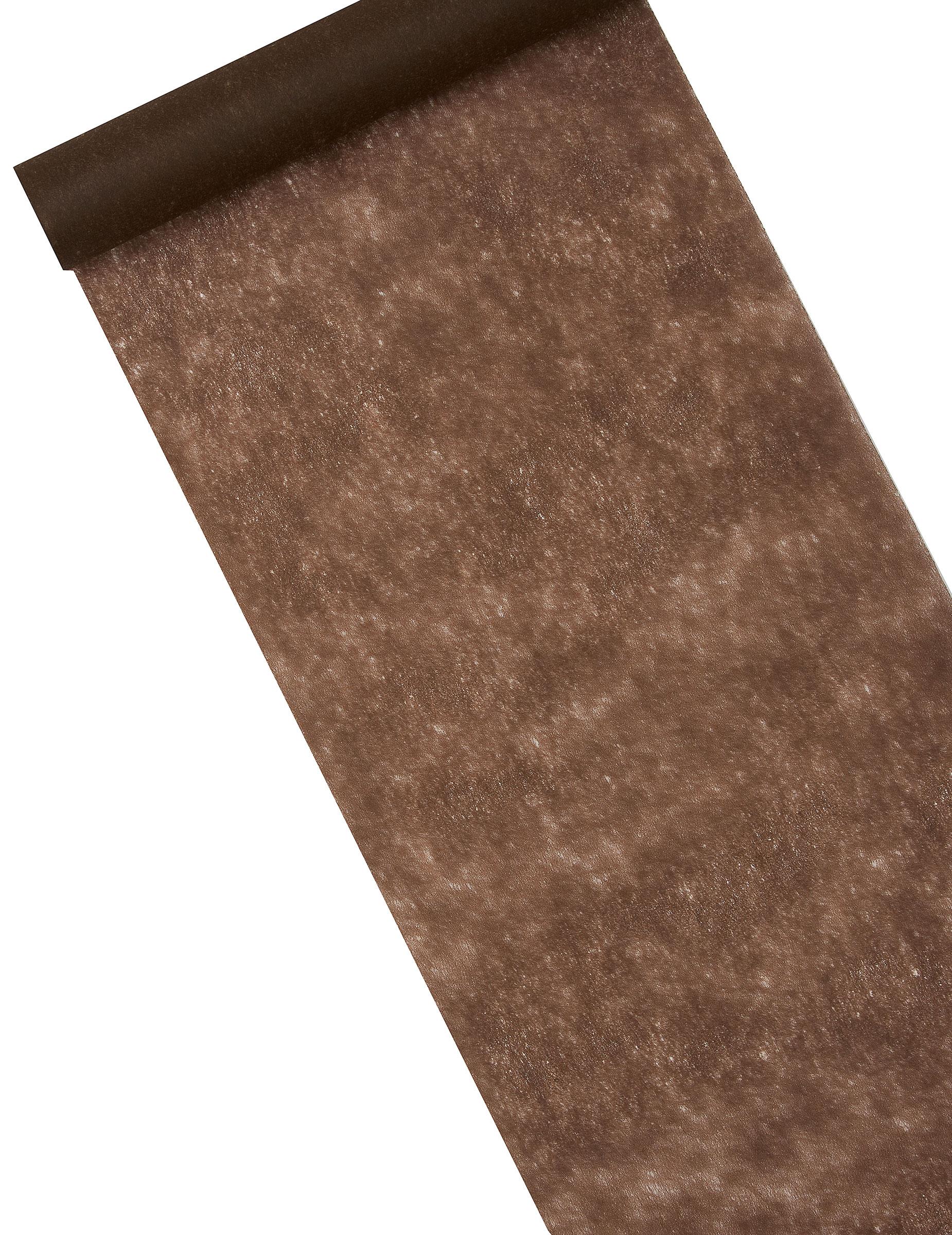 chemin de table chocolat 10 m de longueur deguise toi achat de decoration animation. Black Bedroom Furniture Sets. Home Design Ideas