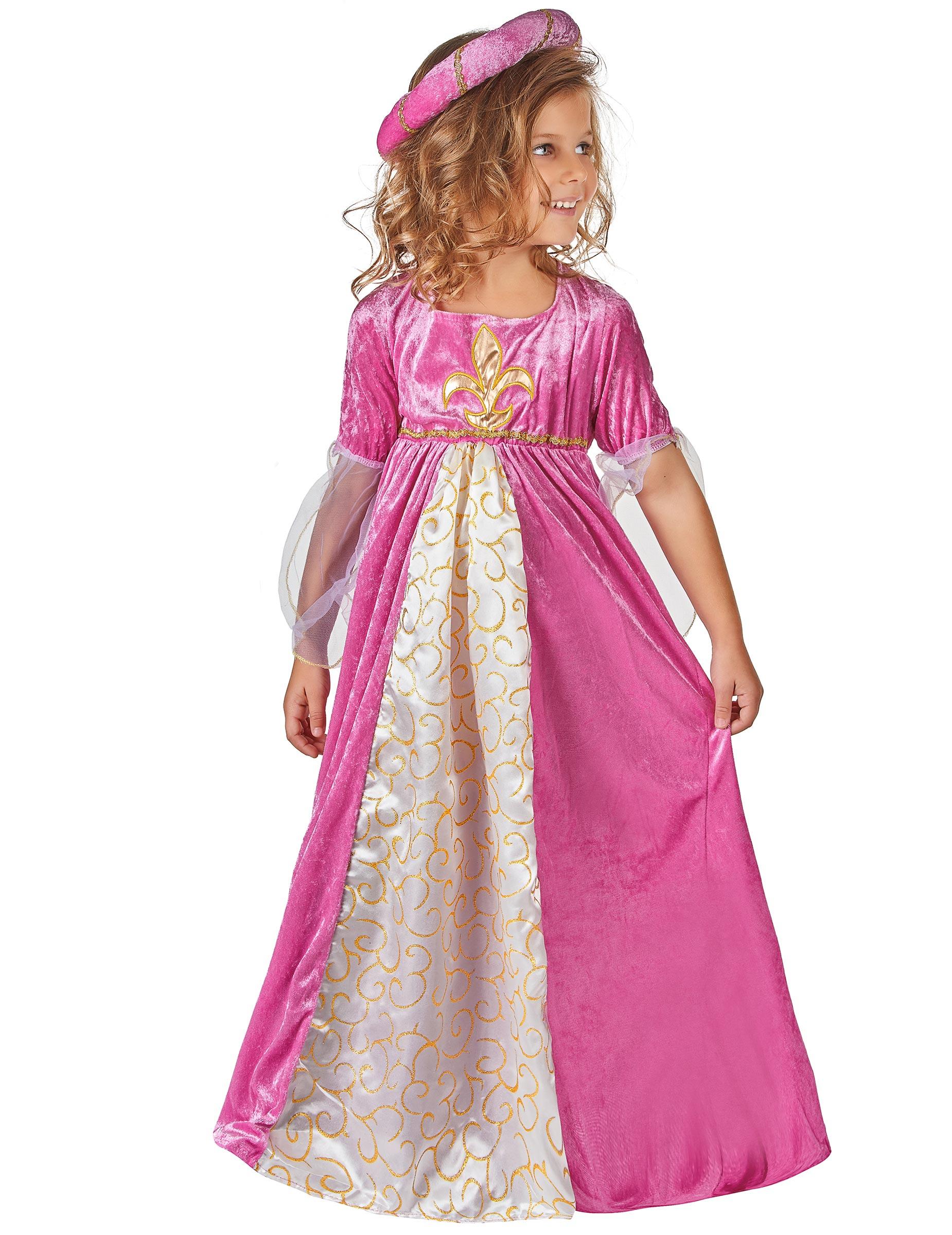 d guisement princesse m di vale fille deguise toi achat de d guisements enfants. Black Bedroom Furniture Sets. Home Design Ideas