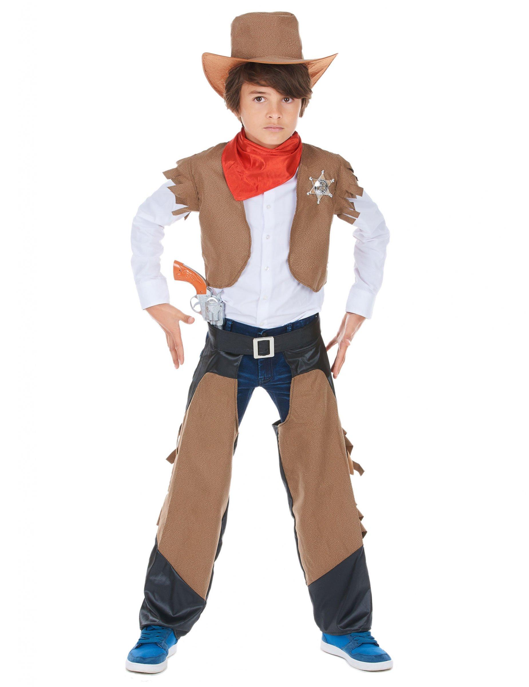 Deguisement cowboy enfant - Deguisetoi