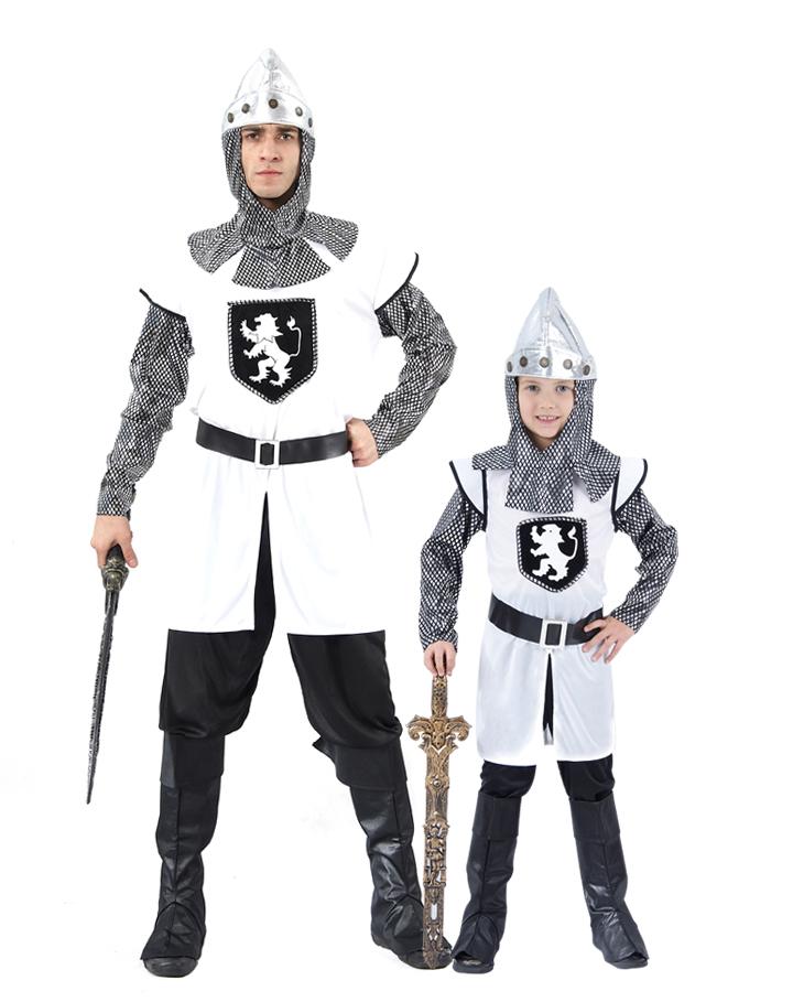 deguisements chevalier