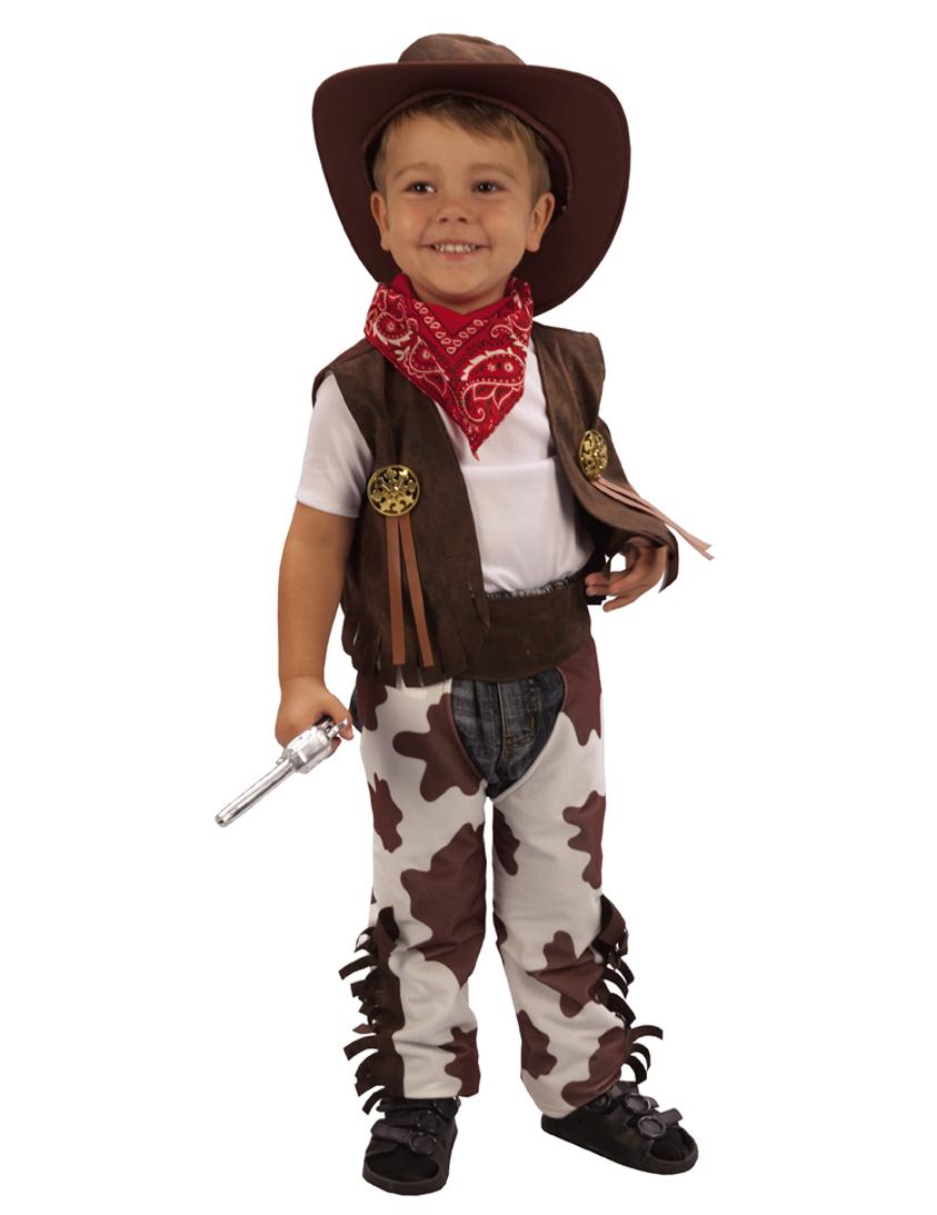 Déguisement de couple cowboy père et fils : Deguise-toi, achat de ...