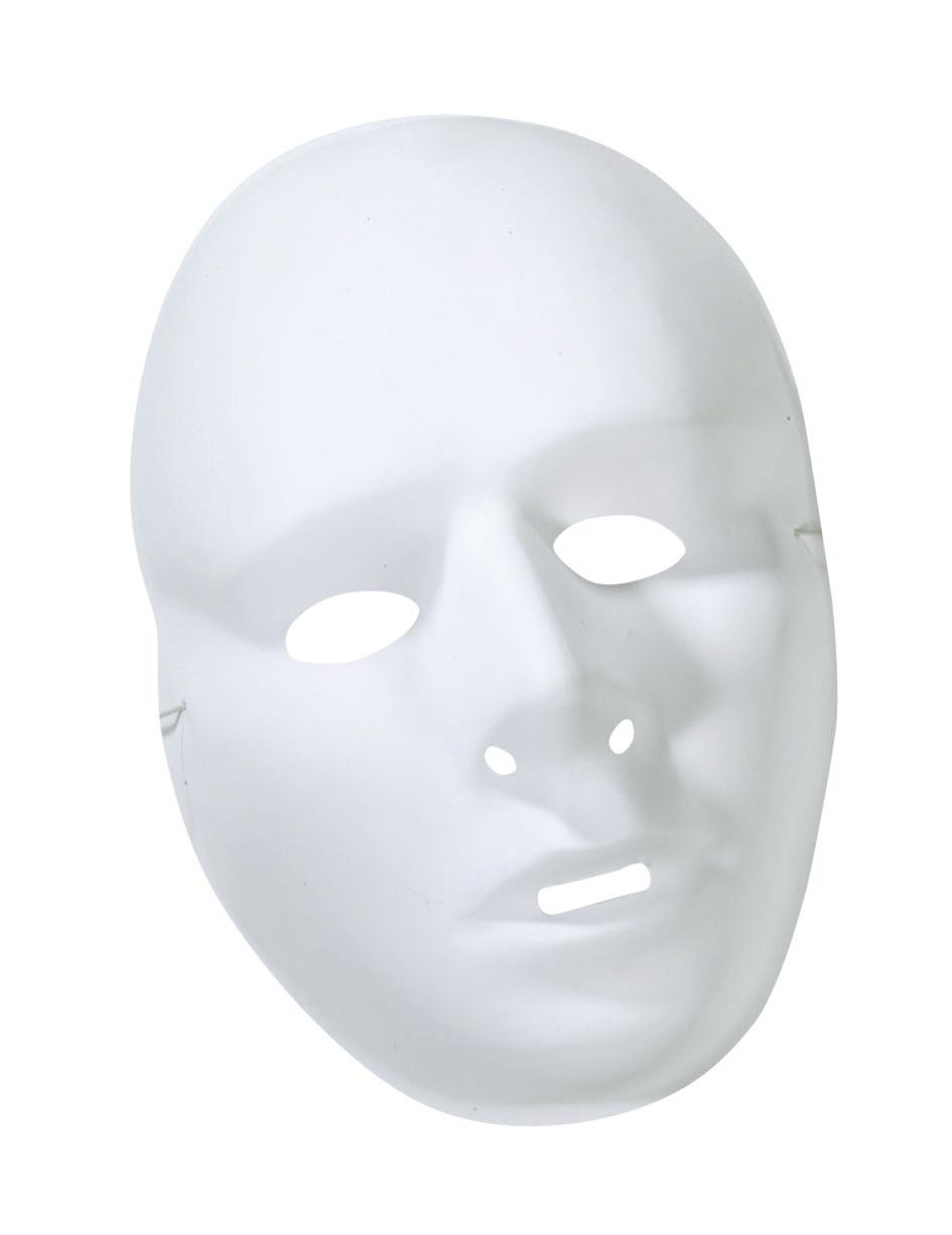 masque blanc d corer homme achat de masques sur
