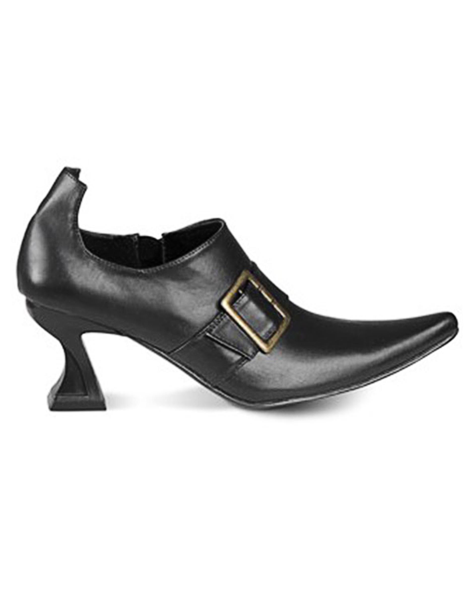 chaussures sorci re femme halloween deguise toi achat de accessoires. Black Bedroom Furniture Sets. Home Design Ideas