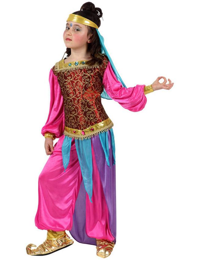 d guisements danseuse orientale fille deguise toi achat de d guisements enfants. Black Bedroom Furniture Sets. Home Design Ideas