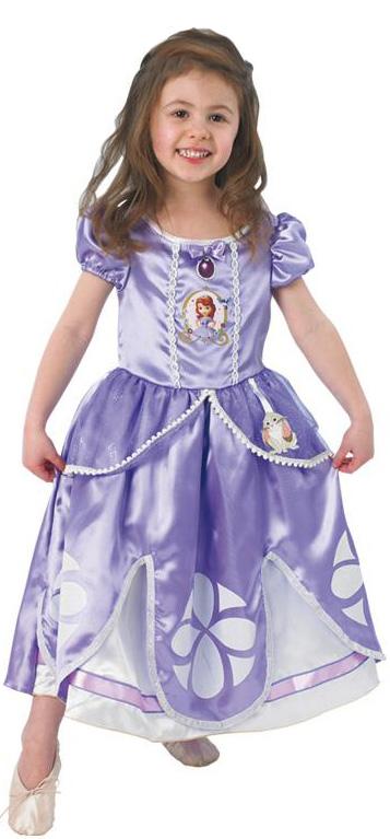 D guisement princesse sofia disney luxe fille deguise toi achat de d guisements enfants - Deguisement disney enfant ...