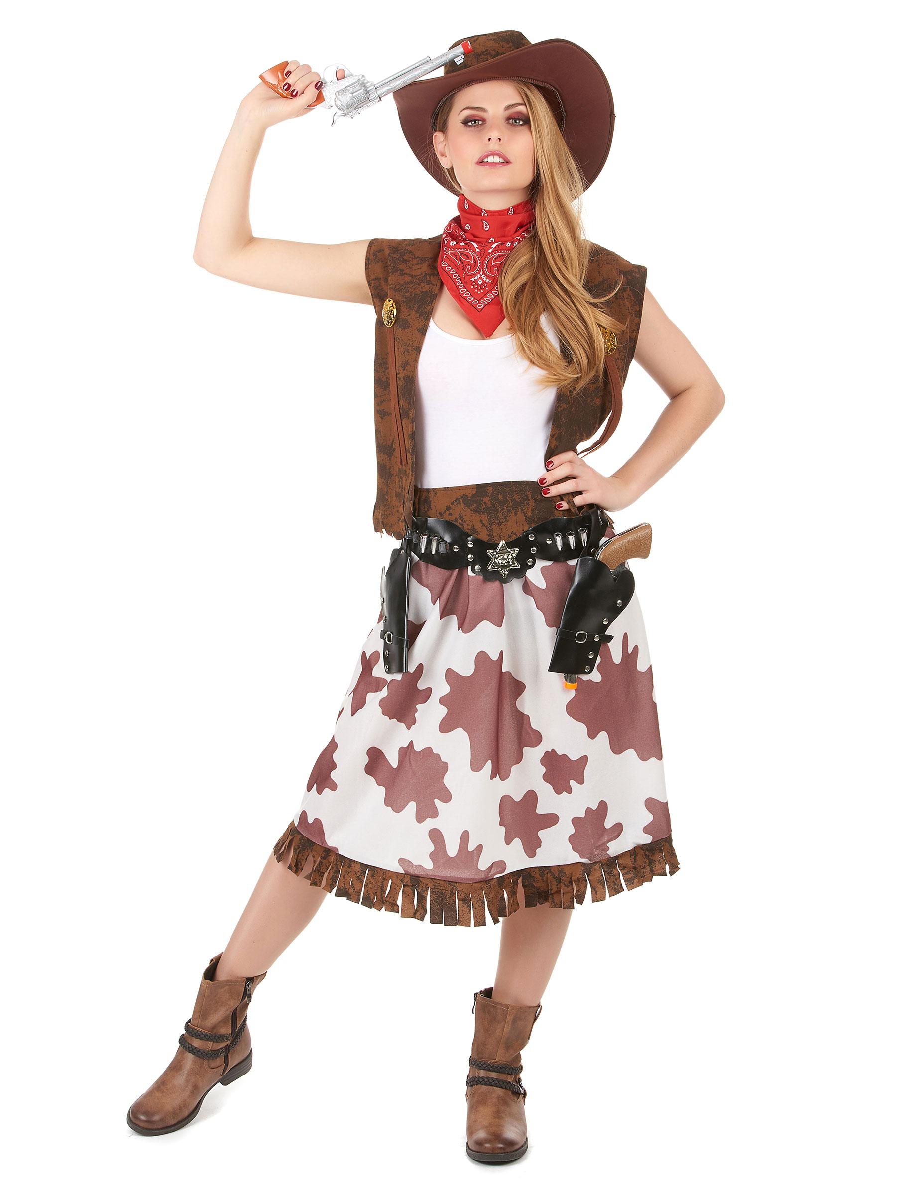 Déguisement cowgirl femme : Deguise-toi, achat de Déguisements ...