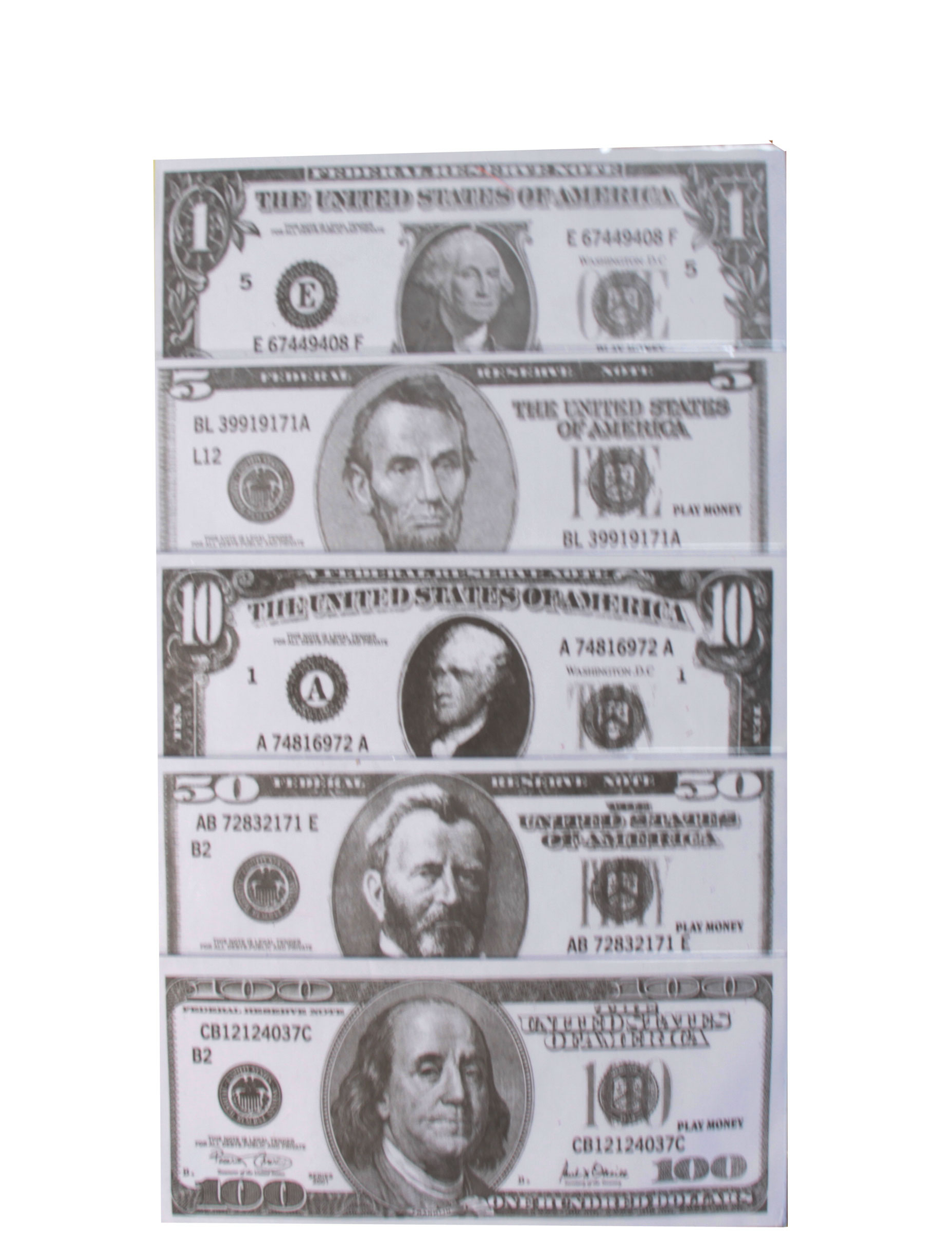 Billetes d lares accesorios y disfraces originales - Billetes muy baratos ...