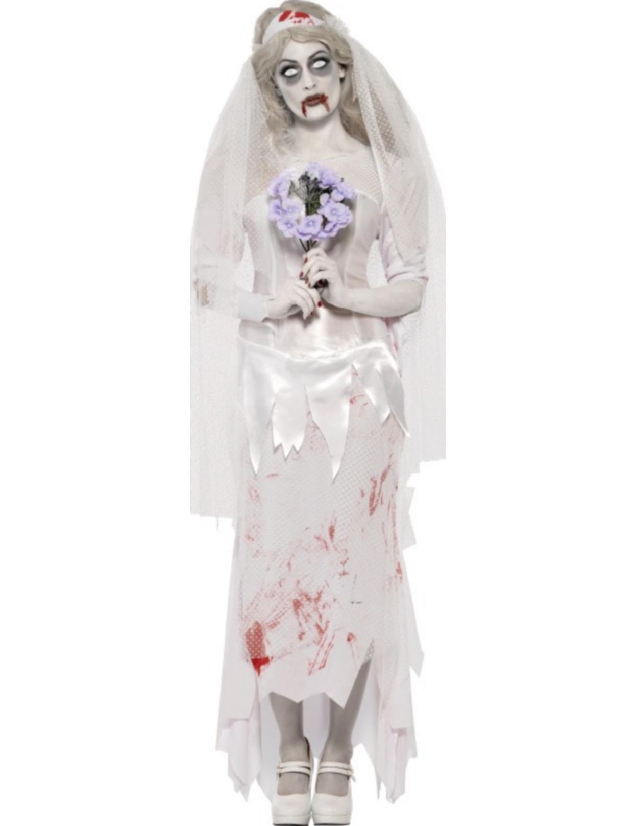 d guisement zombie mari e femme halloween deguise toi achat de d guisements adultes. Black Bedroom Furniture Sets. Home Design Ideas