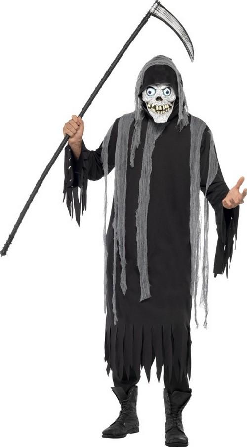 D guisement faucheur squelette adulte halloween deguise toi achat de d gui - Deguisetoi fr halloween ...