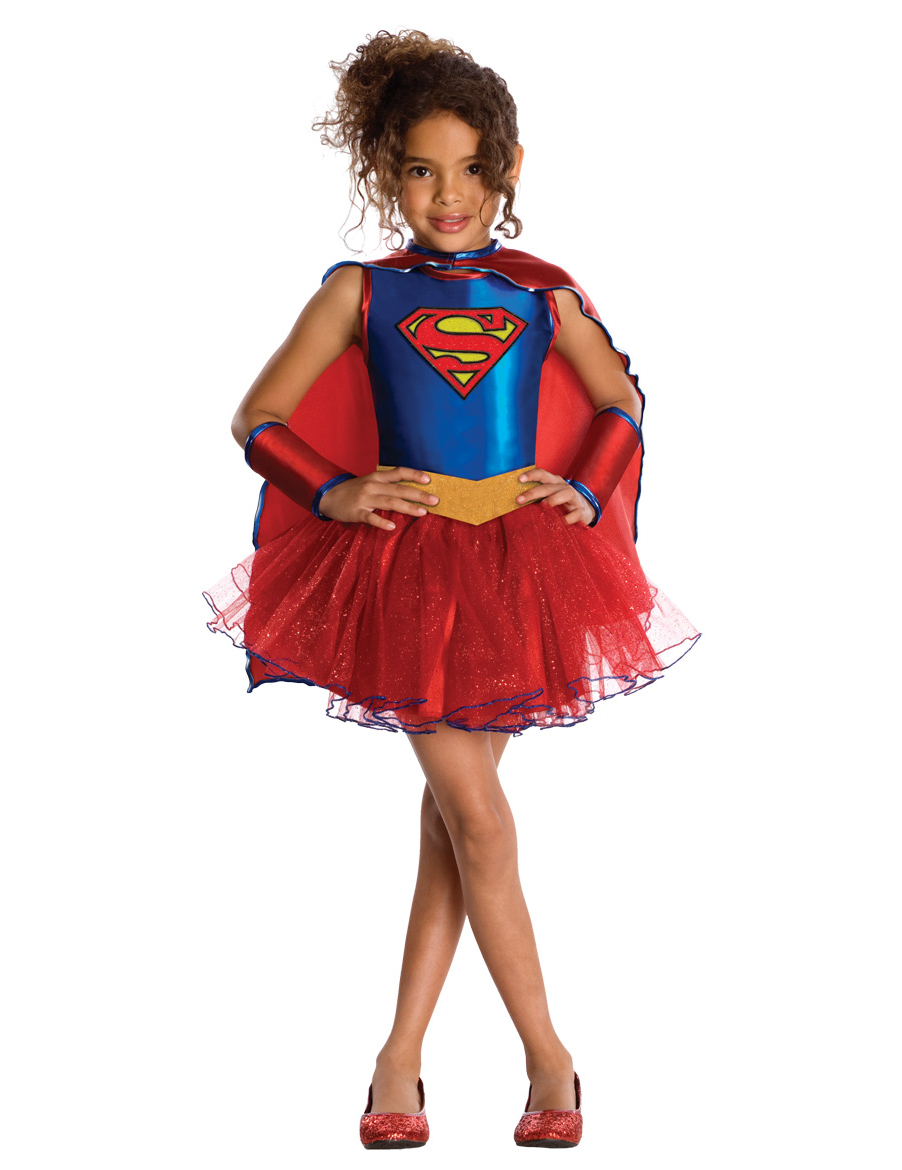 Deguisement supergirl fille