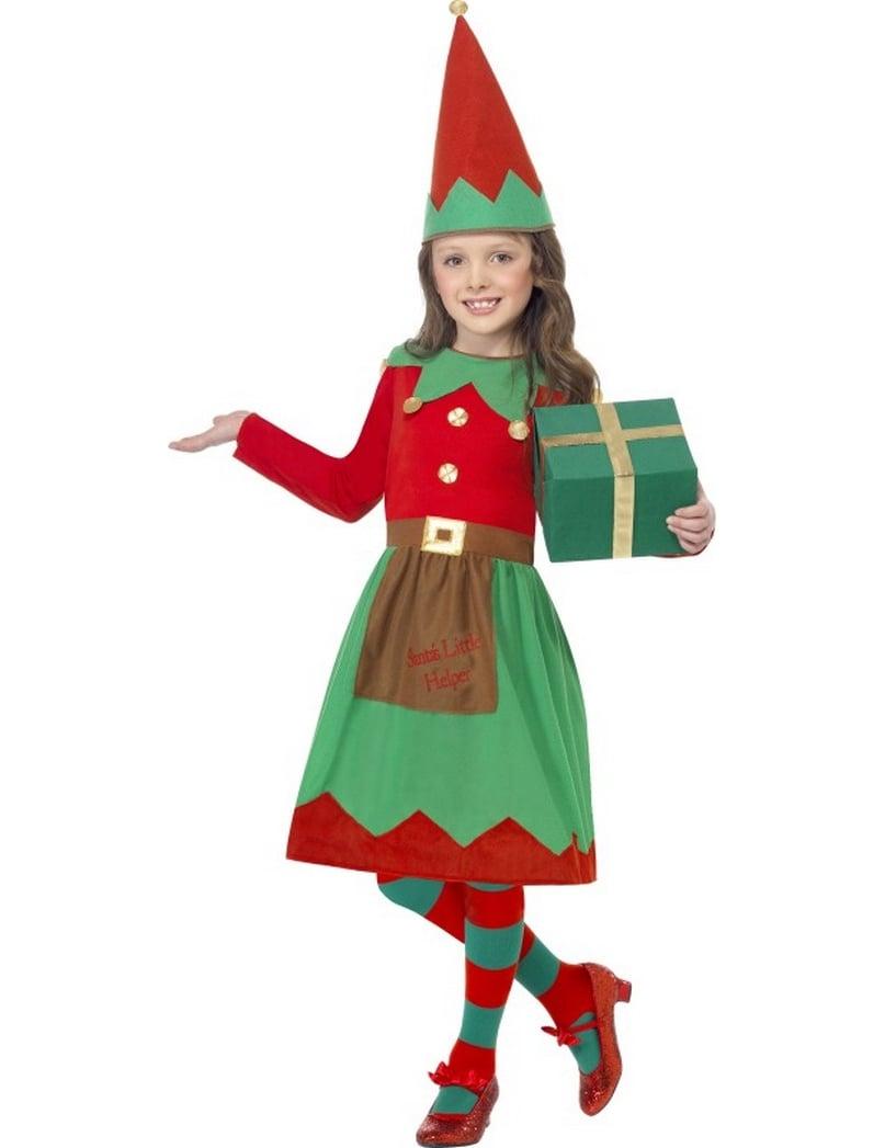 d guisement elfe fille no l deguise toi achat de d guisements enfants. Black Bedroom Furniture Sets. Home Design Ideas
