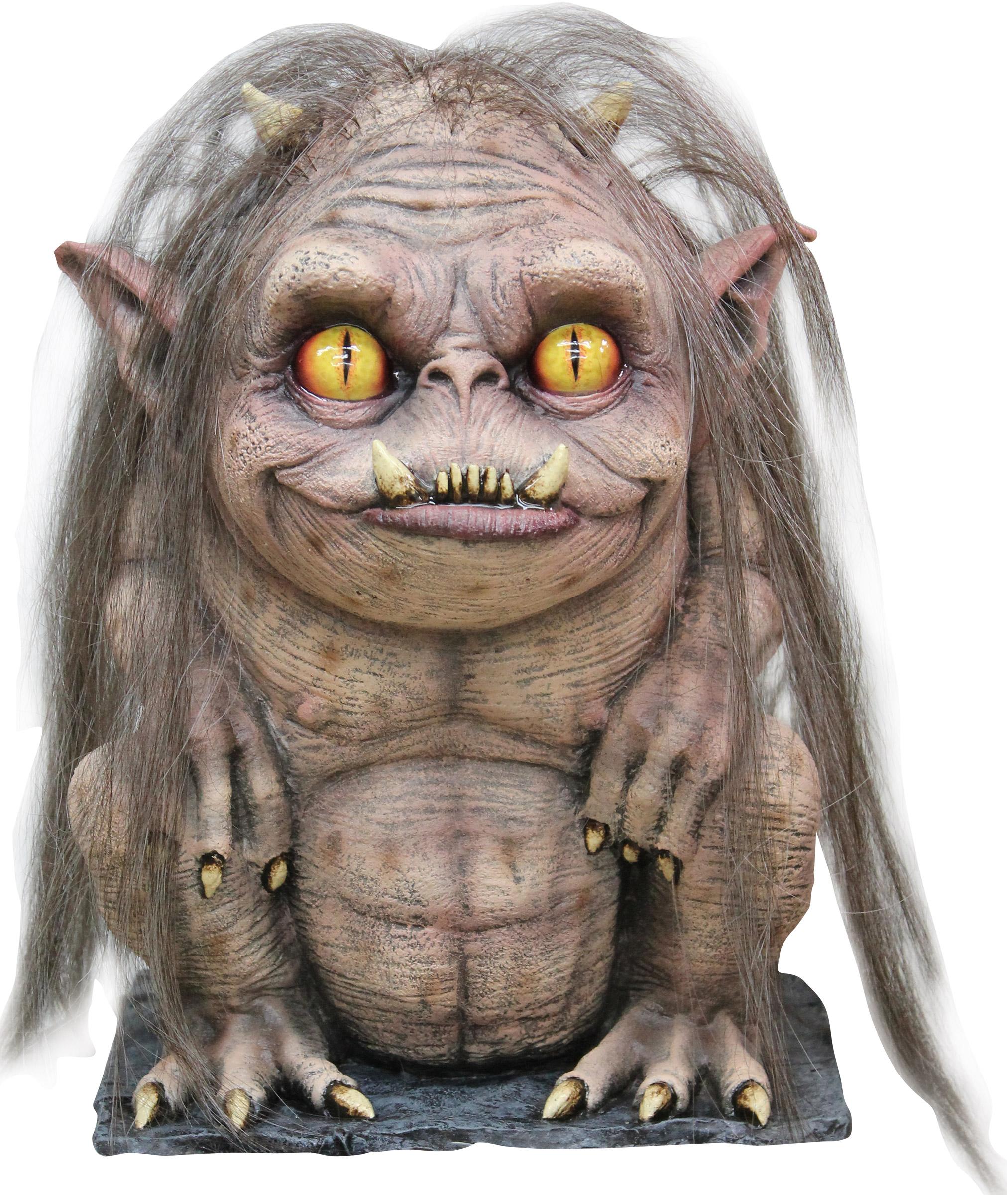 Petit monstre halloween deguise toi achat de decoration for Decoration qui fait peur