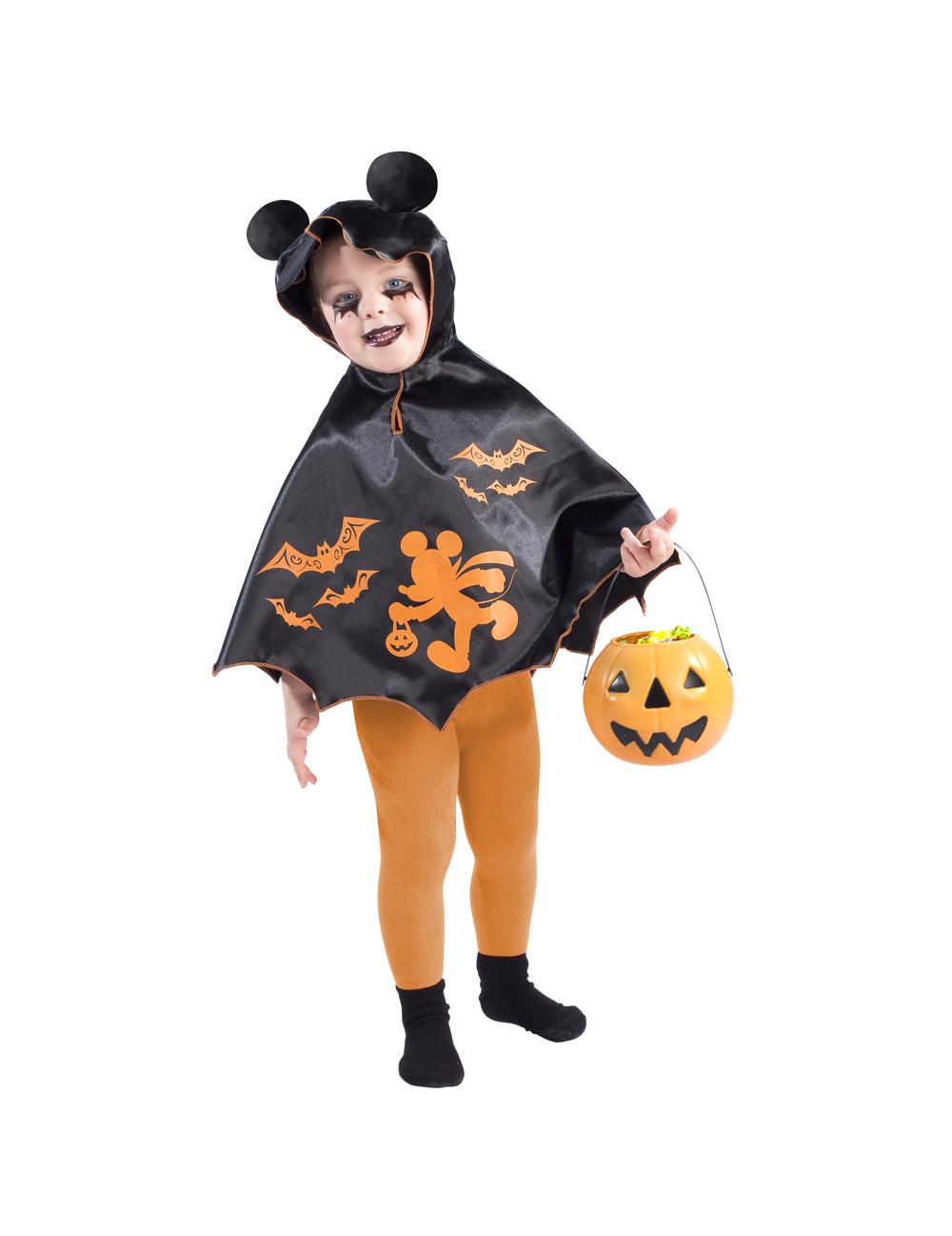 Capa mickey mouse halloween ni o accesorios y - Articulos halloween baratos ...