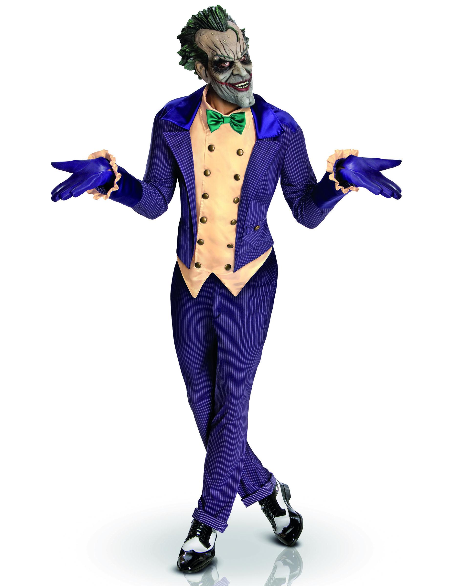 deguisement joker batman