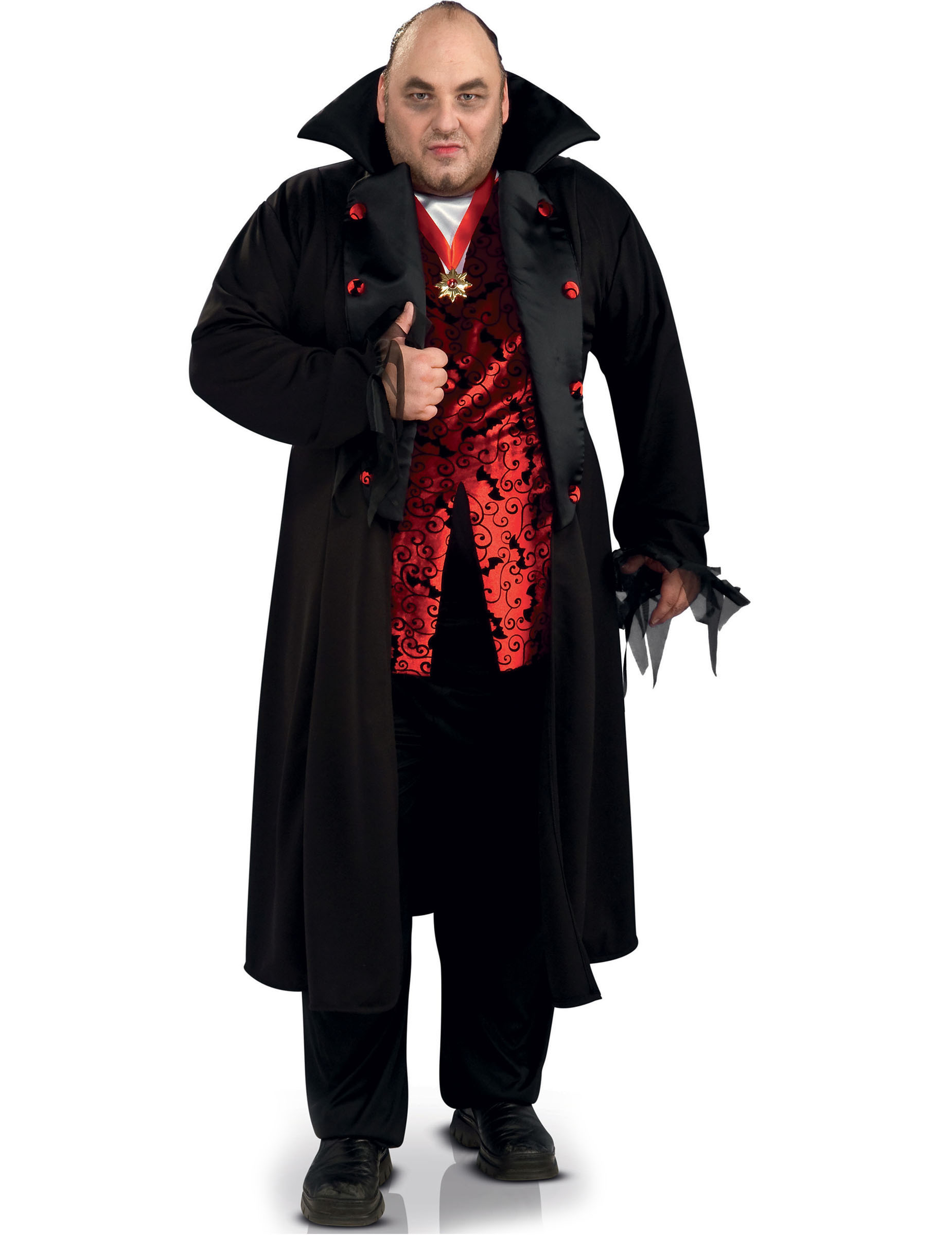 Bleh, bleh, bleh! Dracula is here! Vampire costumes are a classic Halloween look, no matter your age or size. Wholesale Halloween Costumes has plenty of vampire outfits for you to choose from in plenty of sizes, whether you're looking for a girls vampire costume or a women's vampire costume.