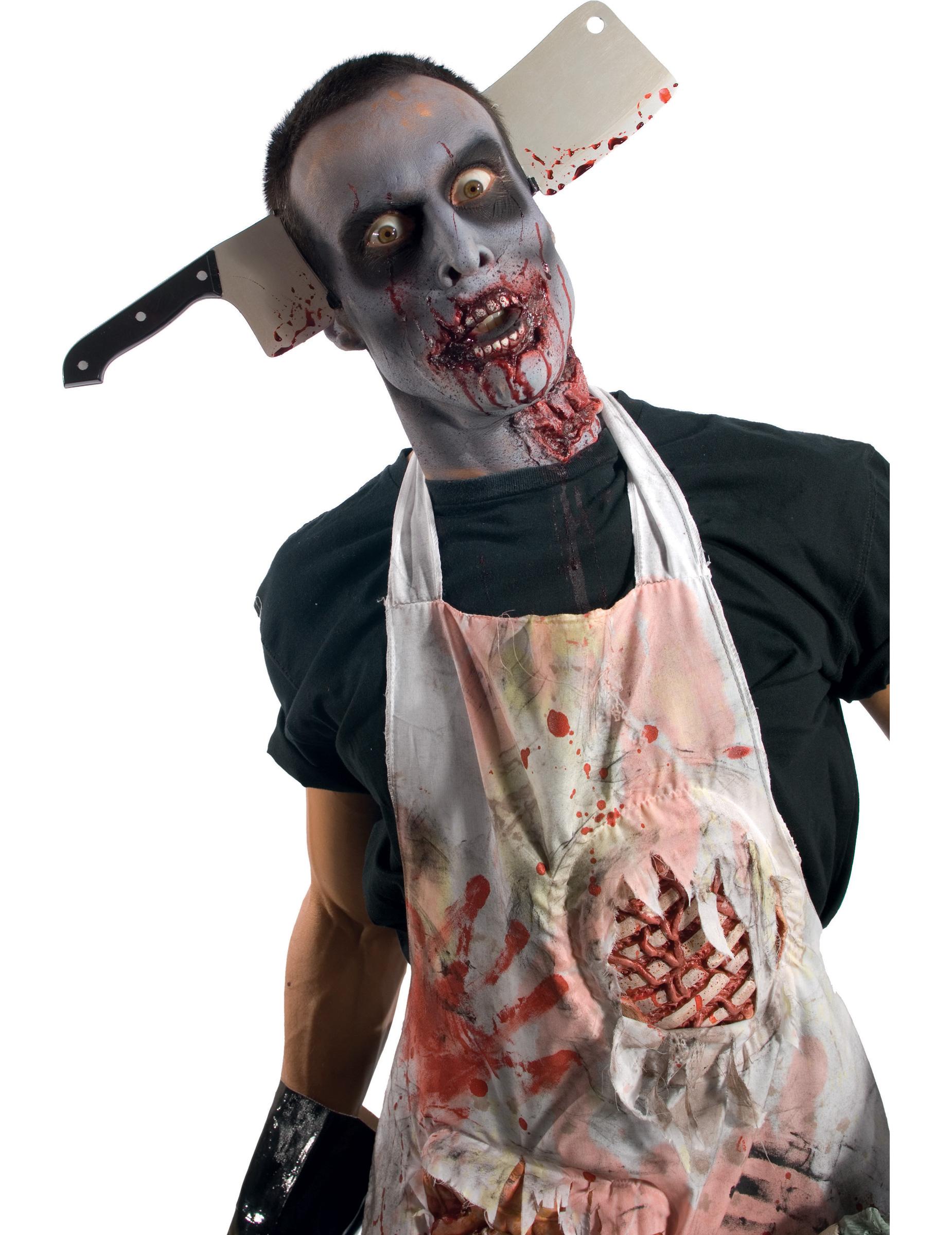 Cerchietto ascia Halloween zombie : Accessori, e vestiti di carnevale ...
