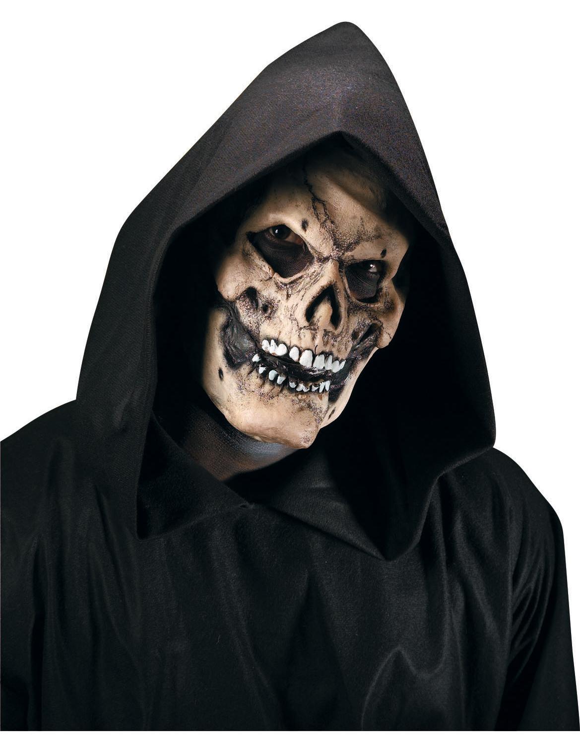 Maquillage masque squelette halloween adulte deguise toi for Comidee maquillage halloween adulte