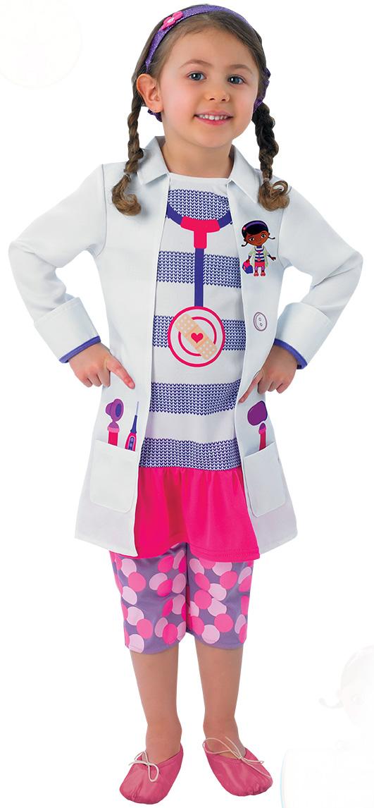 D guisement docteur la peluche disney fille deguise toi achat de d guisements enfants - Deguisement fille disney ...