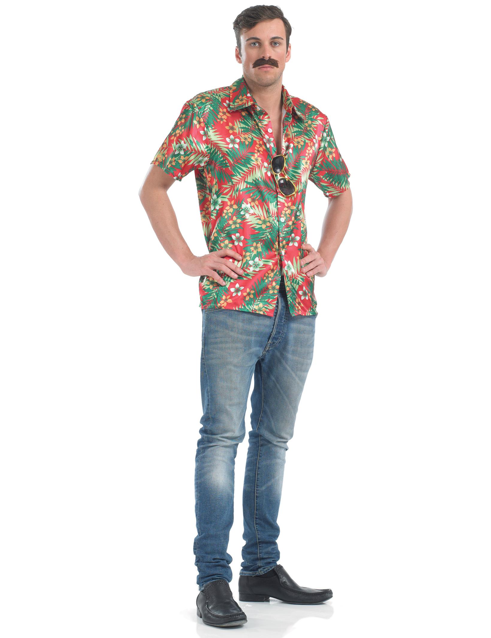 hawaii hemd f r erwachsene kost me f r erwachsene und g nstige faschingskost me vegaoo. Black Bedroom Furniture Sets. Home Design Ideas