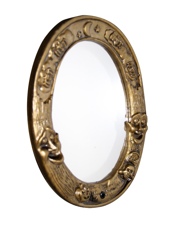 Faux miroir sonore halloween deguise toi achat de for Miroir magique