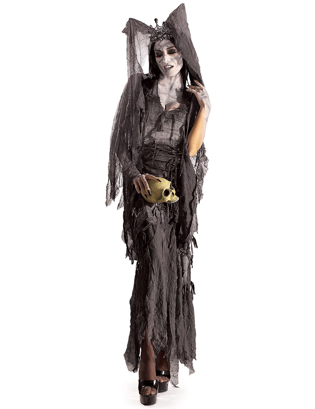 D guisement macabre femme halloween deguise toi achat - Deguisement halloween simple ...