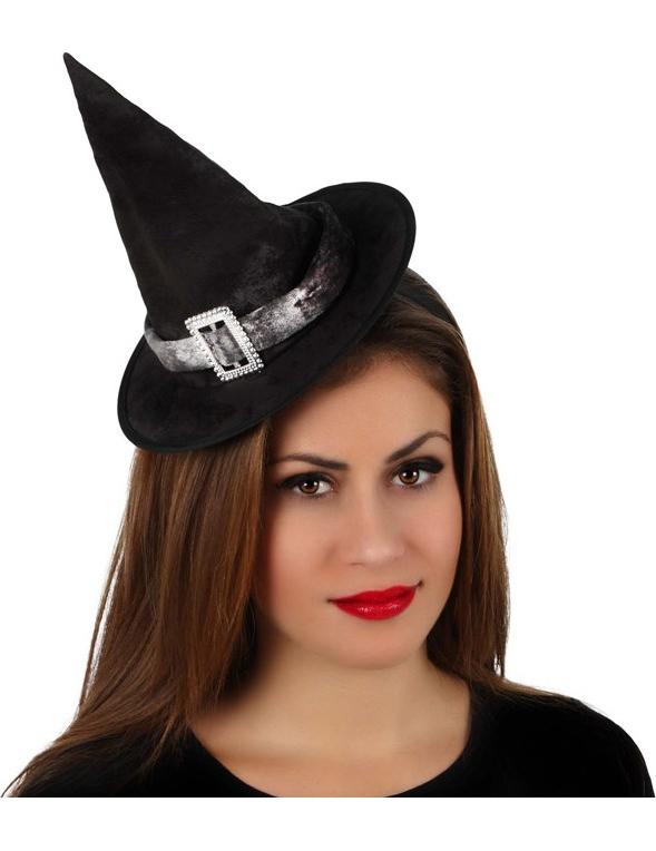 chapeau de sorci re femme halloween deguise toi achat de chapeaux. Black Bedroom Furniture Sets. Home Design Ideas