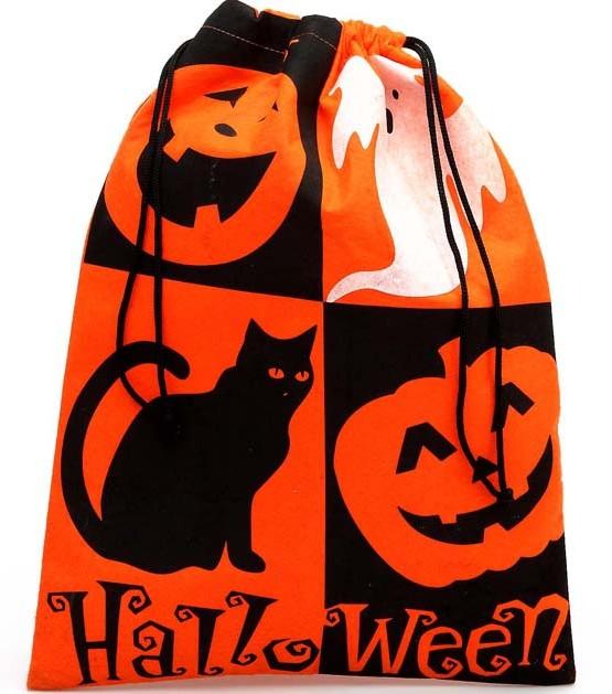 Sac pour bonbons halloween deguise toi achat de accessoires - Deguisetoi fr halloween ...