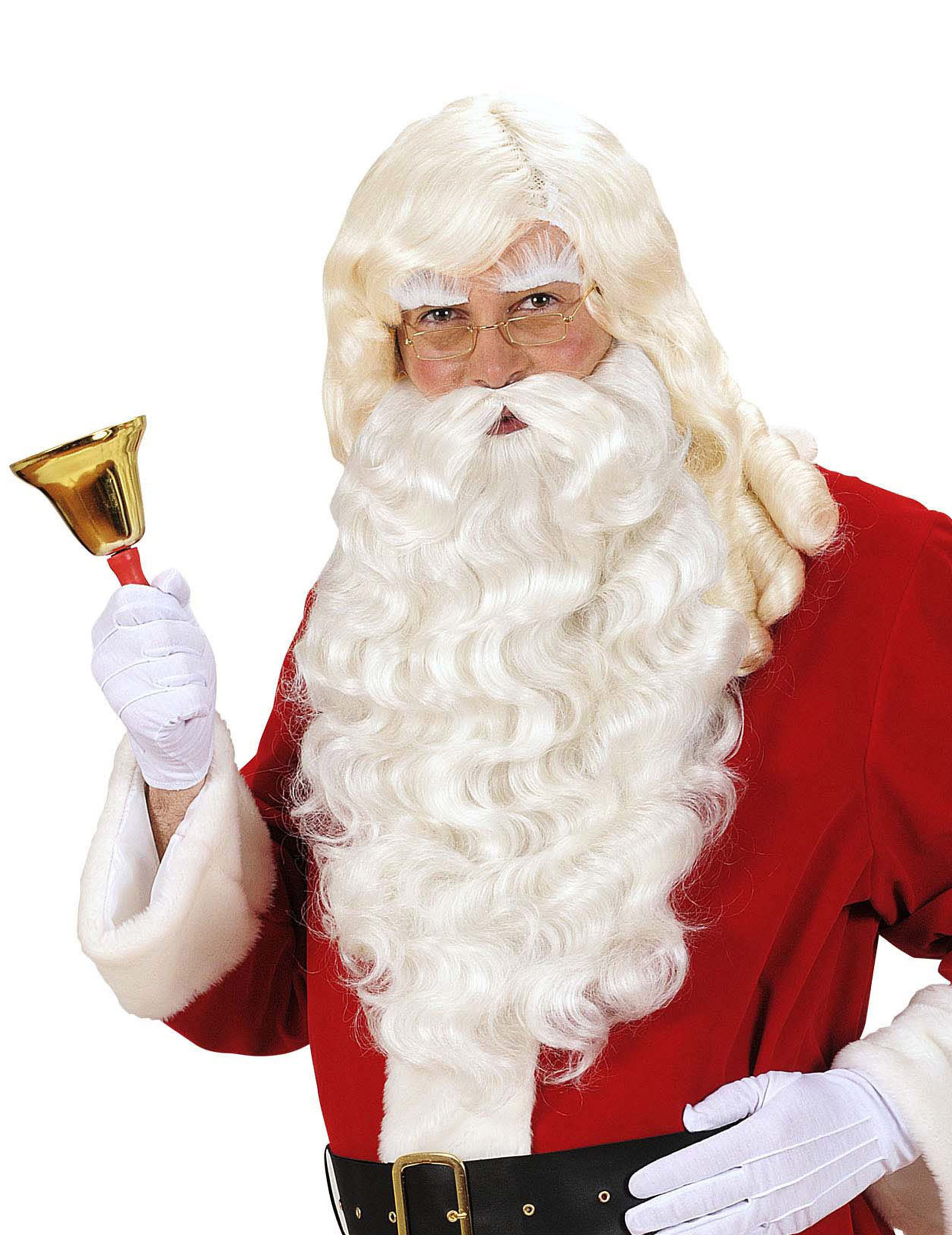 f74fb6b4b6df5 Barbe Père Noël luxe   Deguise-toi