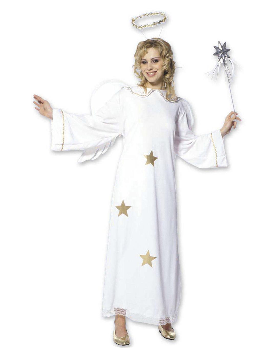 D guisement ange toil femme no l deguise toi achat de - Trajes de angelitos para ninos ...