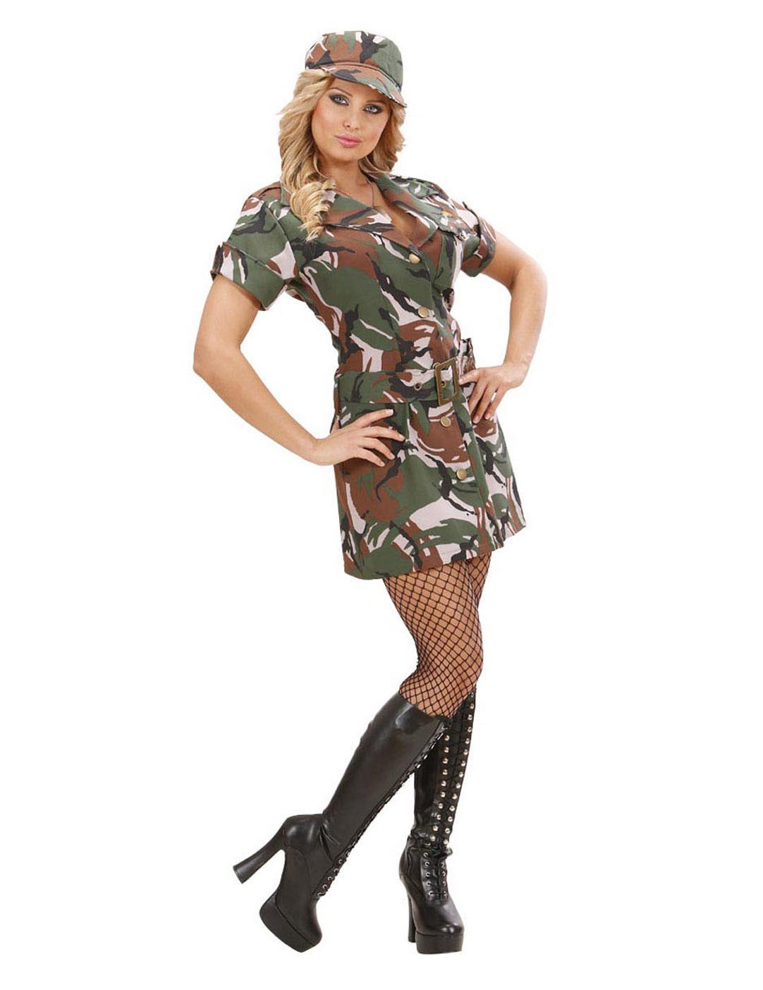 Filles militaires uniformes photos de sexe