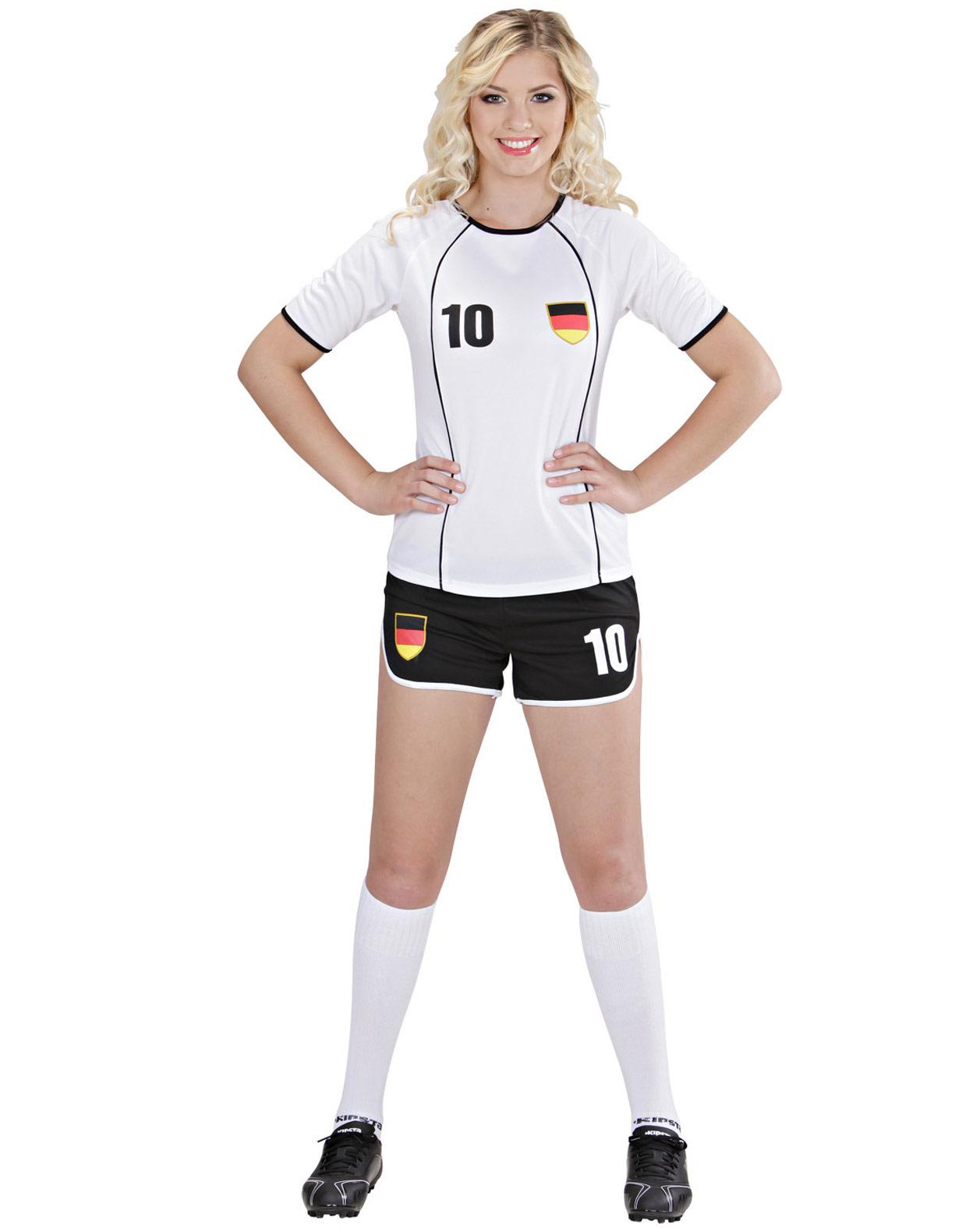 déguisement femme foot