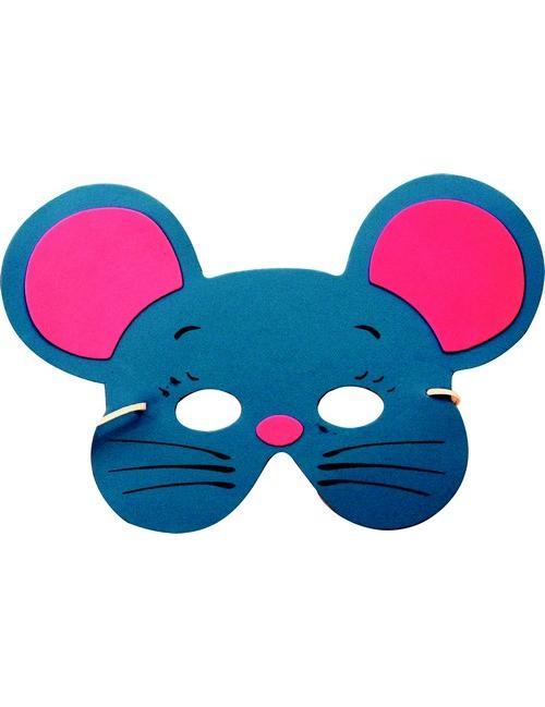 Cómo hacer una mascara de raton para niños - Imagui