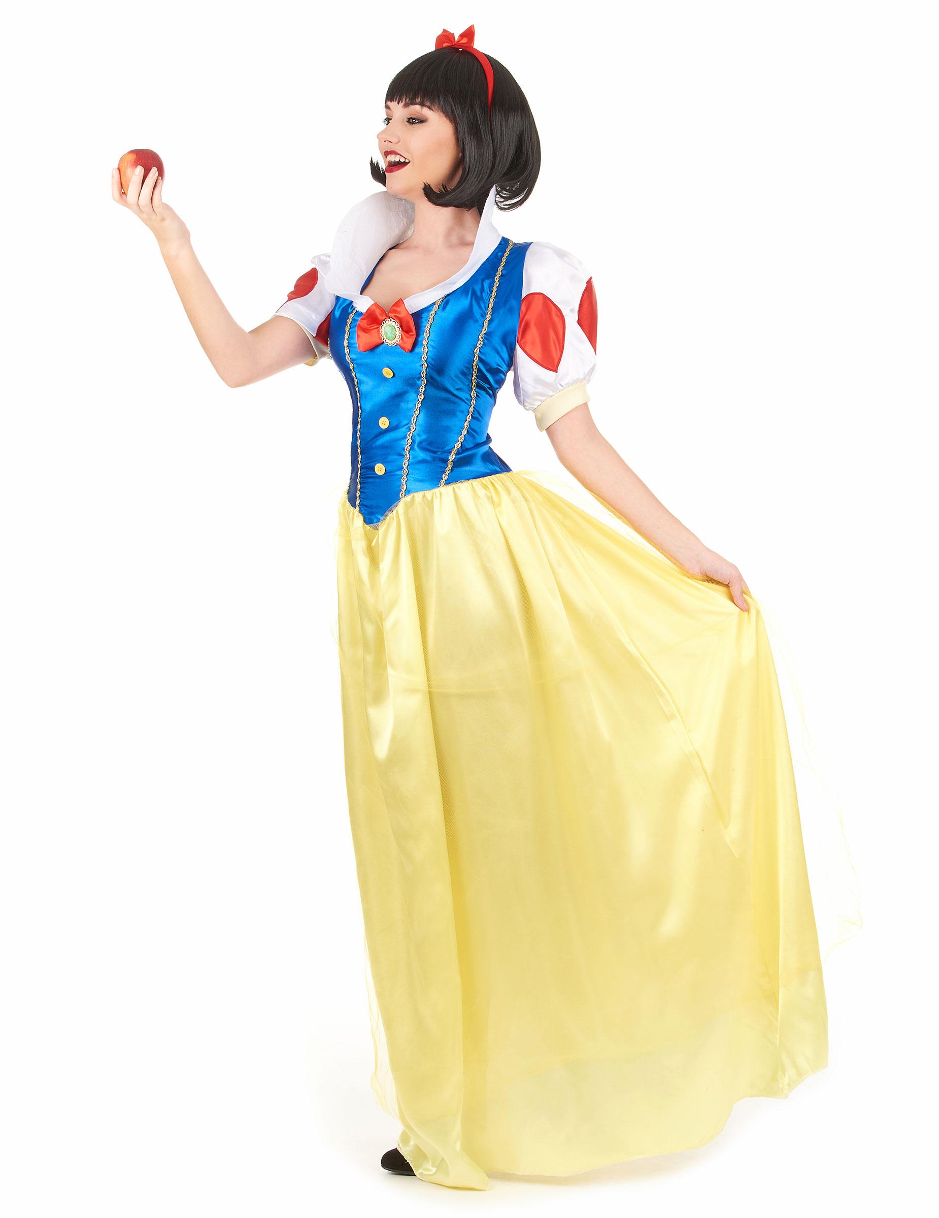 D guisement princesse des neiges femme achat de - Deguisement princesse des neiges ...