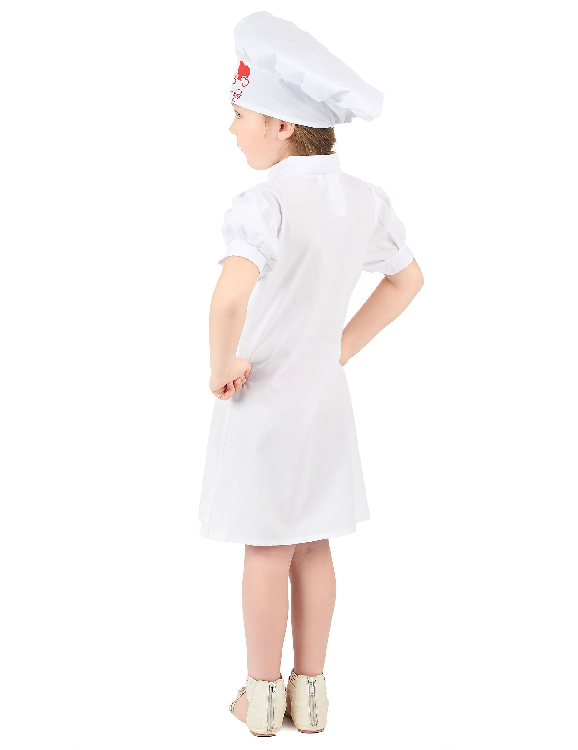 D guisement chef cuisinier fille deguise toi achat de for Cuisinier 49