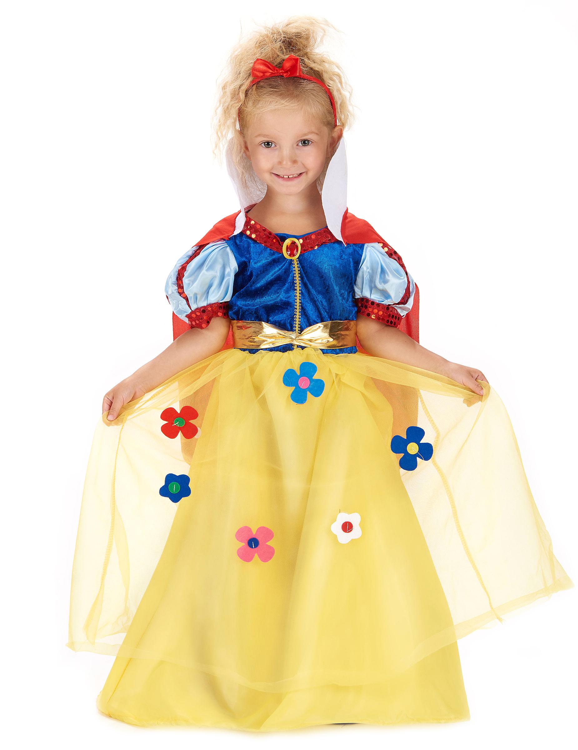 D guisement princesse des neiges fille deguise toi achat de d guisements enfants - Deguisement fille princesse ...