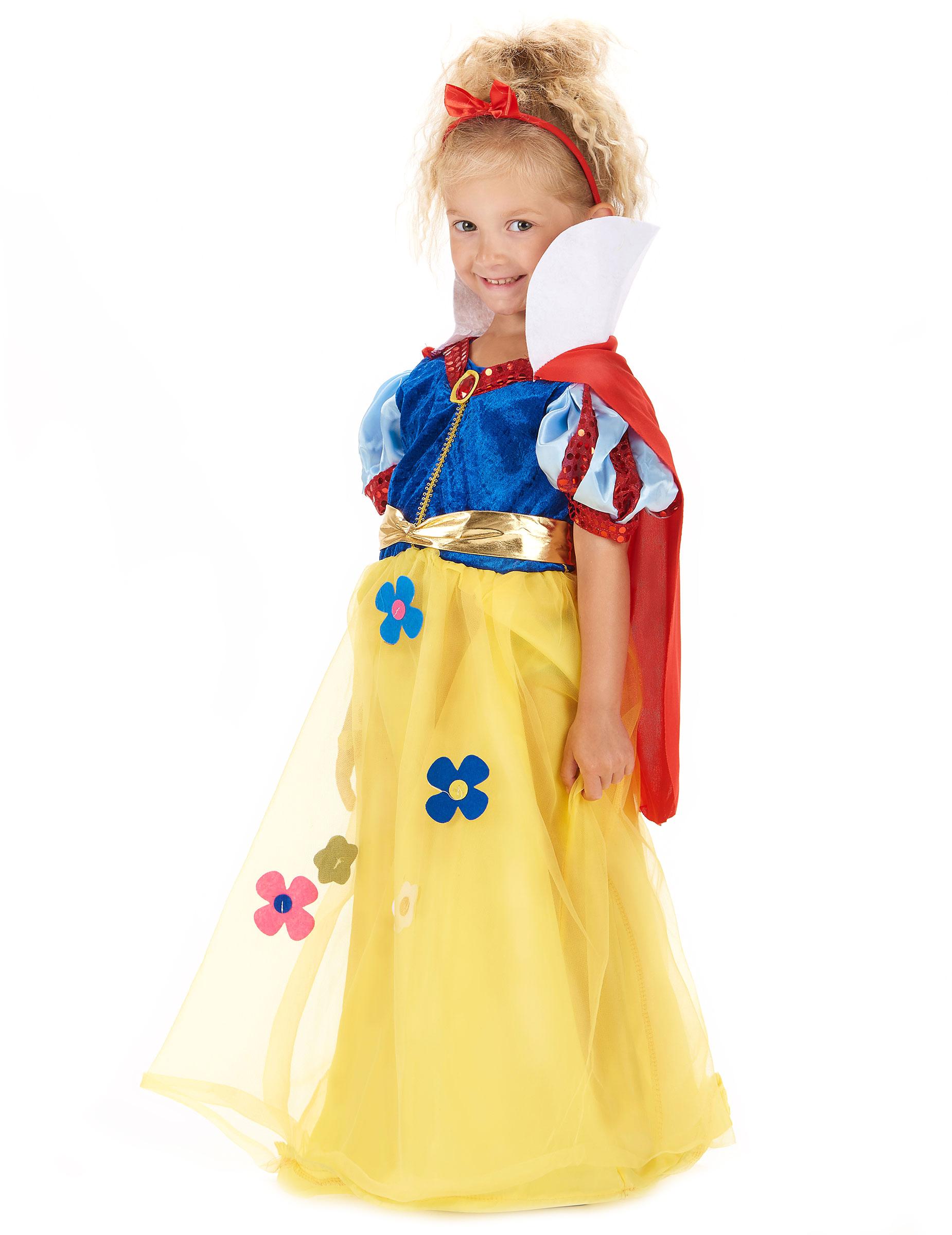 D guisement princesse des neiges fille achat de - Princesse des neiges ...