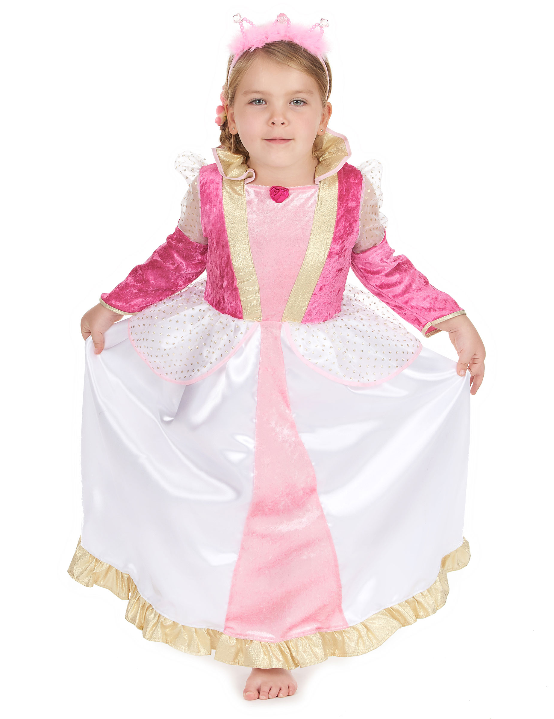 d guisement princesse luxe fille deguise toi achat de d guisements enfants. Black Bedroom Furniture Sets. Home Design Ideas