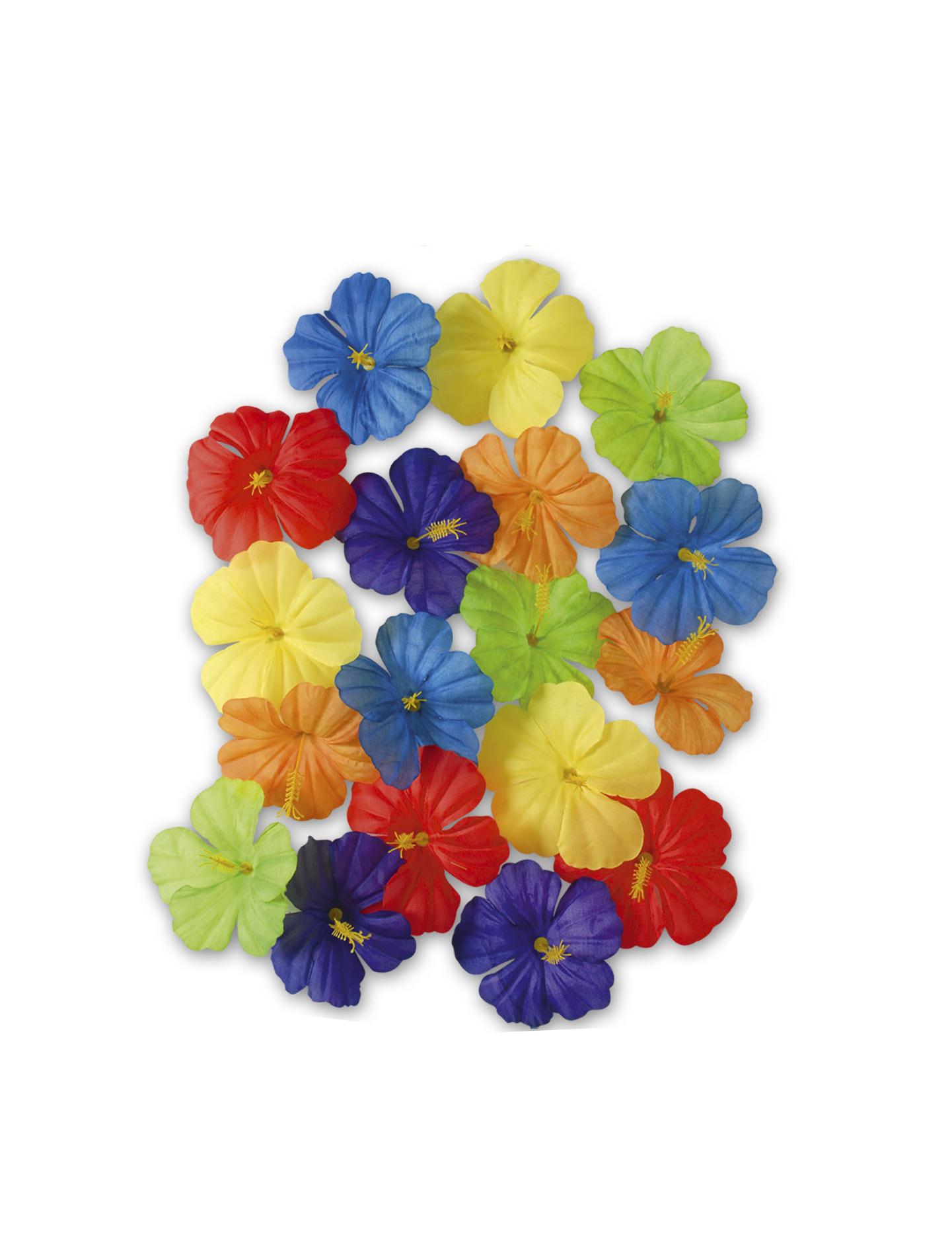 Fleurs multicolores achat de decoration animation sur for Achat de fleurs
