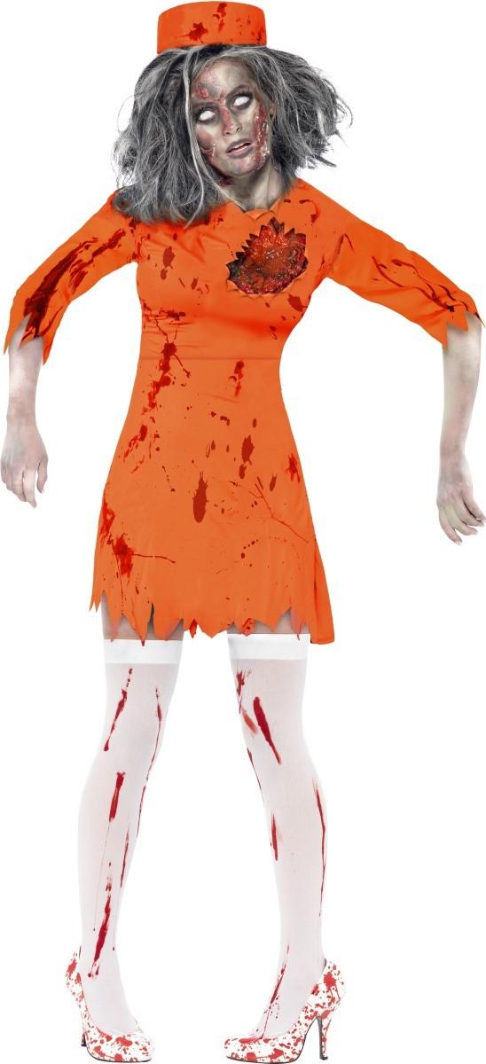 d guisement zombie prisonni re femme halloween deguise toi achat de d guisements adultes. Black Bedroom Furniture Sets. Home Design Ideas
