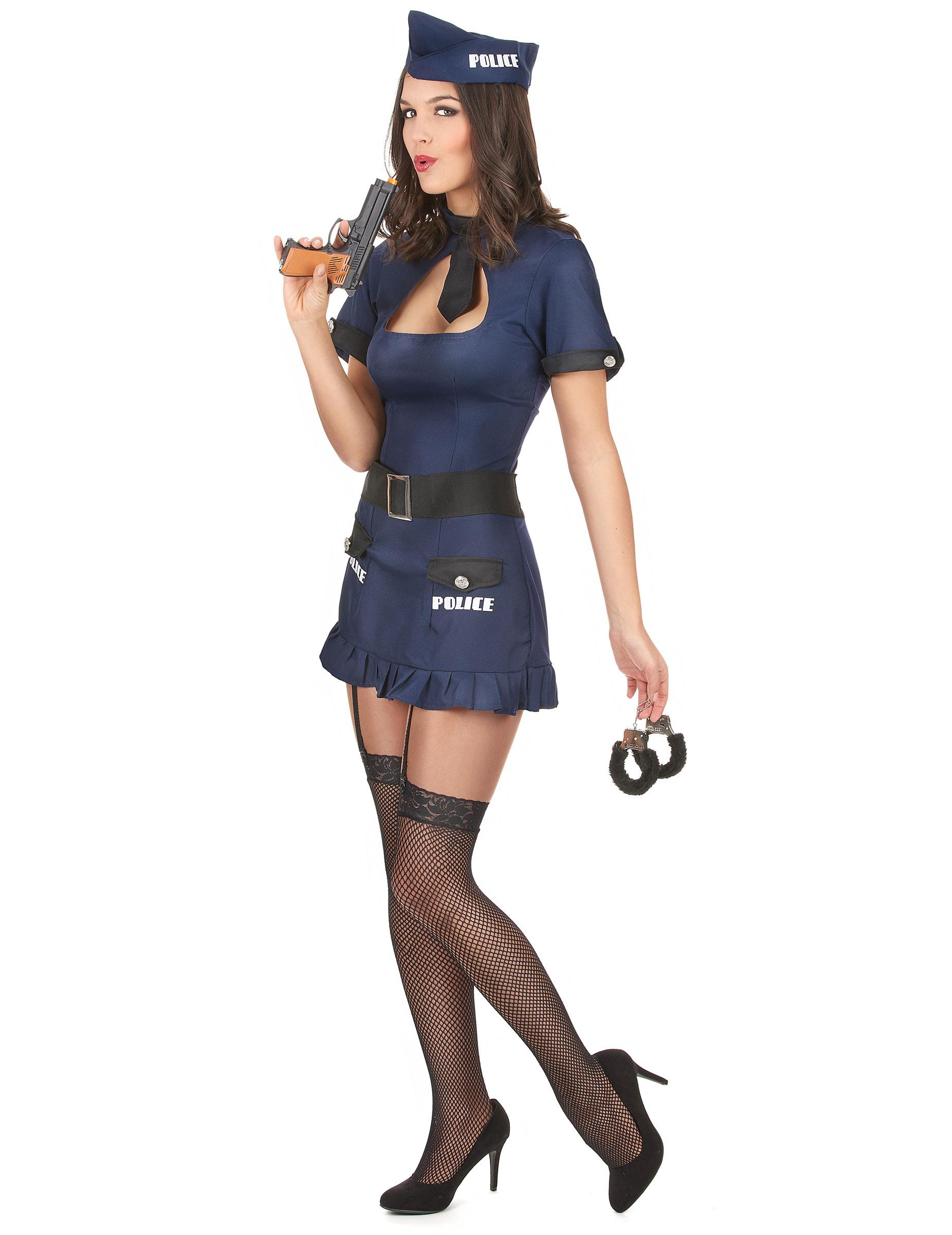 d guisement polici re femme sexy achat de d guisements adultes sur vegaoopro grossiste en. Black Bedroom Furniture Sets. Home Design Ideas