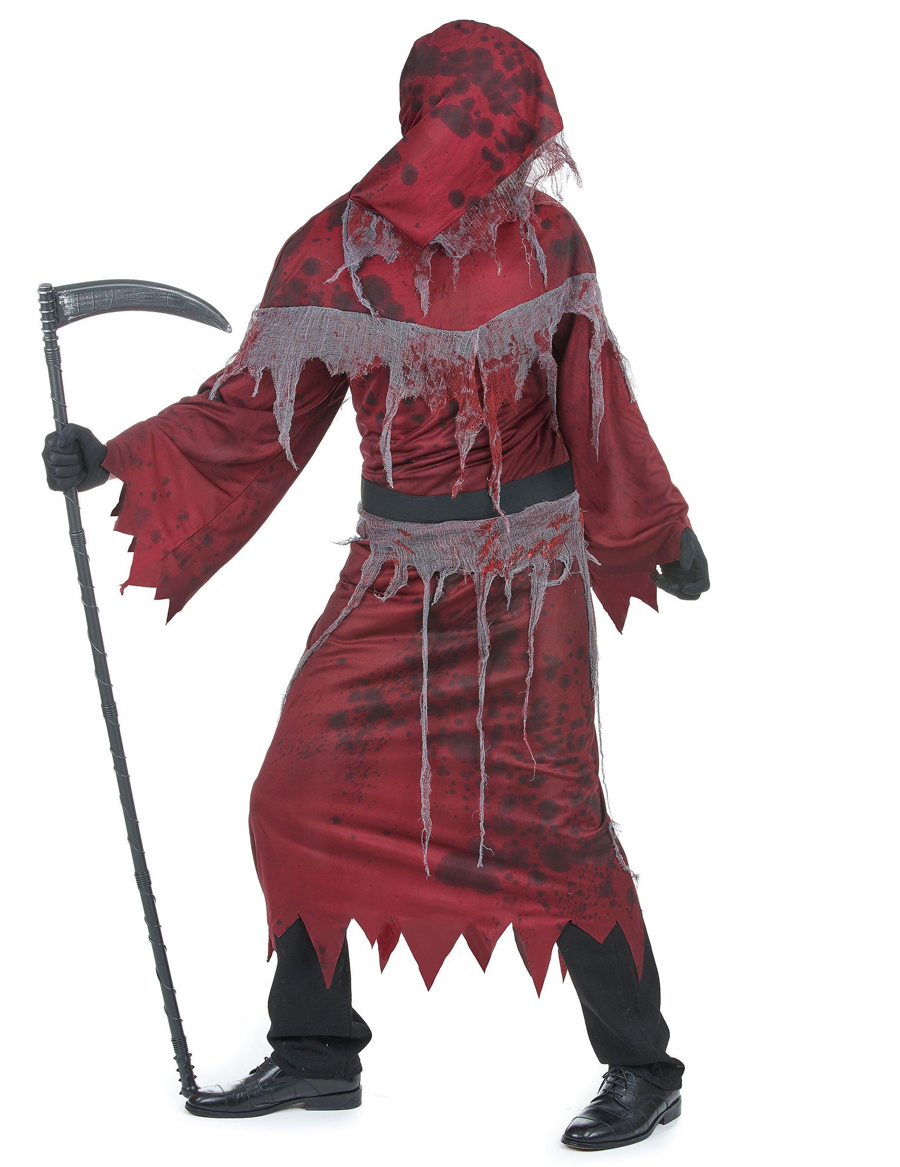 D guisement faucheuse adulte halloween deguise toi achat de d guisements a - Deguisetoi fr halloween ...