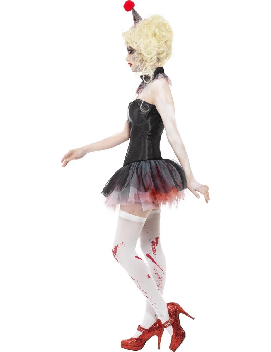 Accessori per zombie clown donna