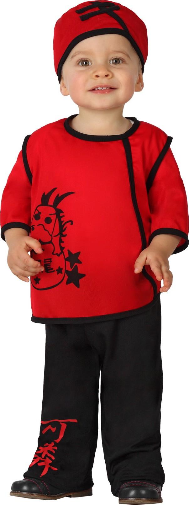 déguisement chinois garçon 4 ans