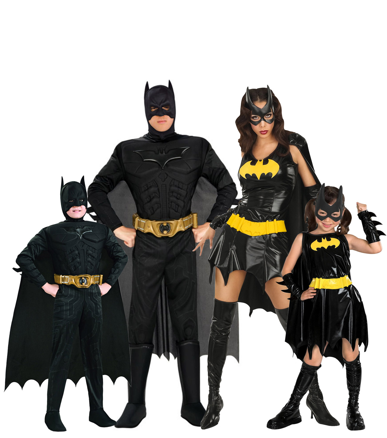 d guisement de famille batman deguise toi achat de. Black Bedroom Furniture Sets. Home Design Ideas