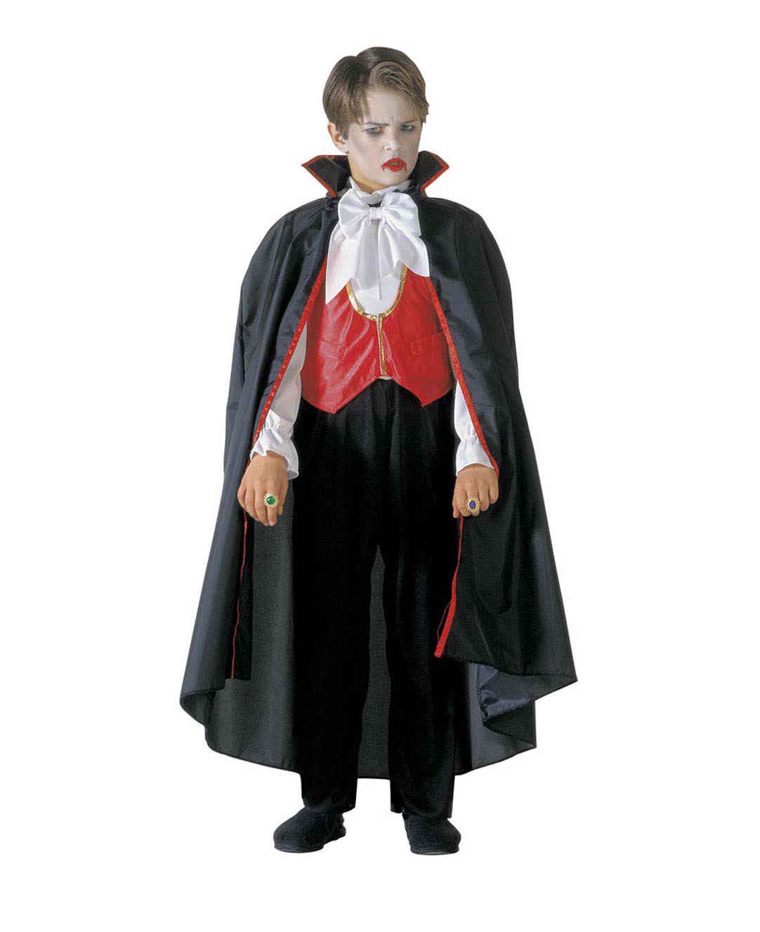 When it comes to Halloween costumes, there is no better option than vampire costumes. Plus, each adult and kid's vampire costume comes at a great price.