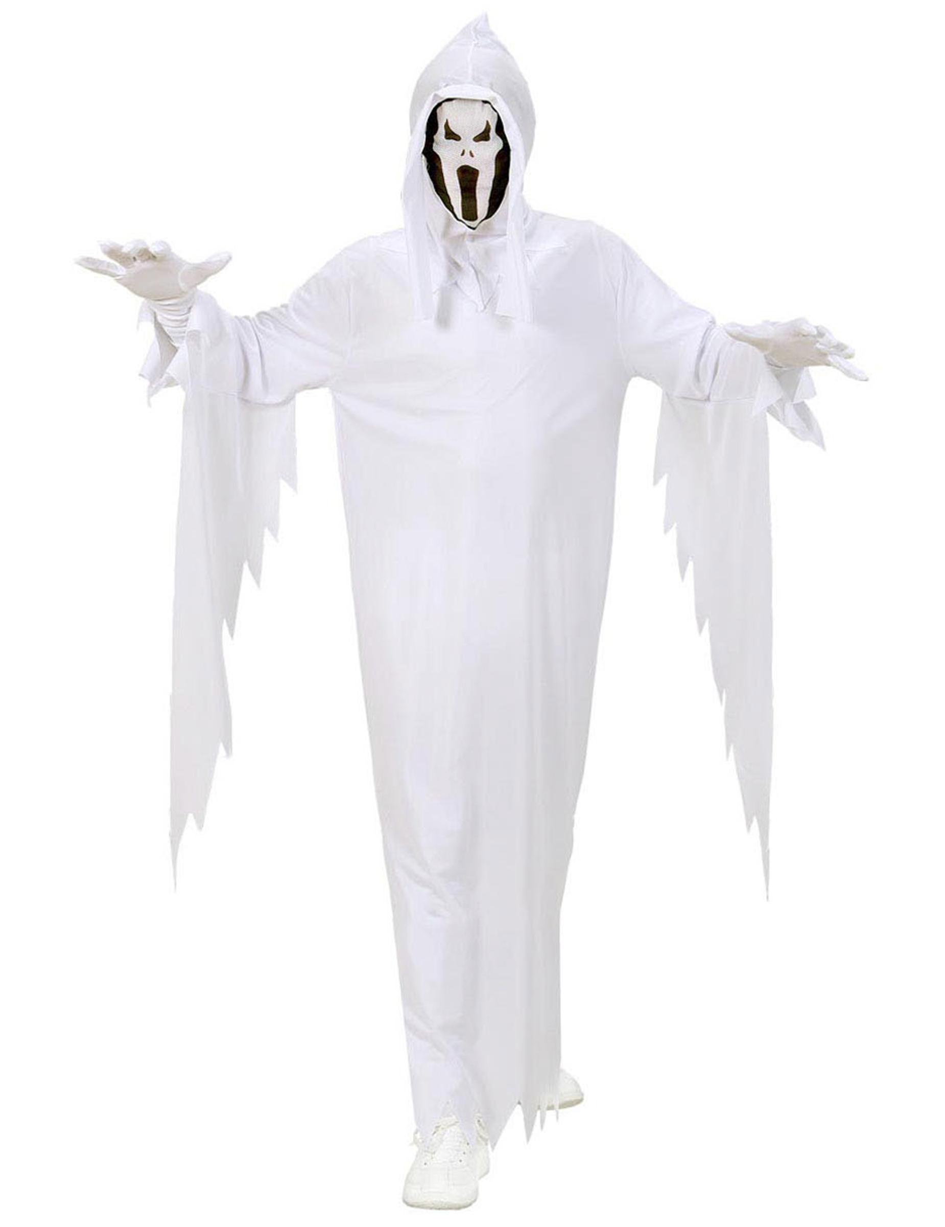 verkleedkostuum spook voor volwassenen halloween kleding. Black Bedroom Furniture Sets. Home Design Ideas