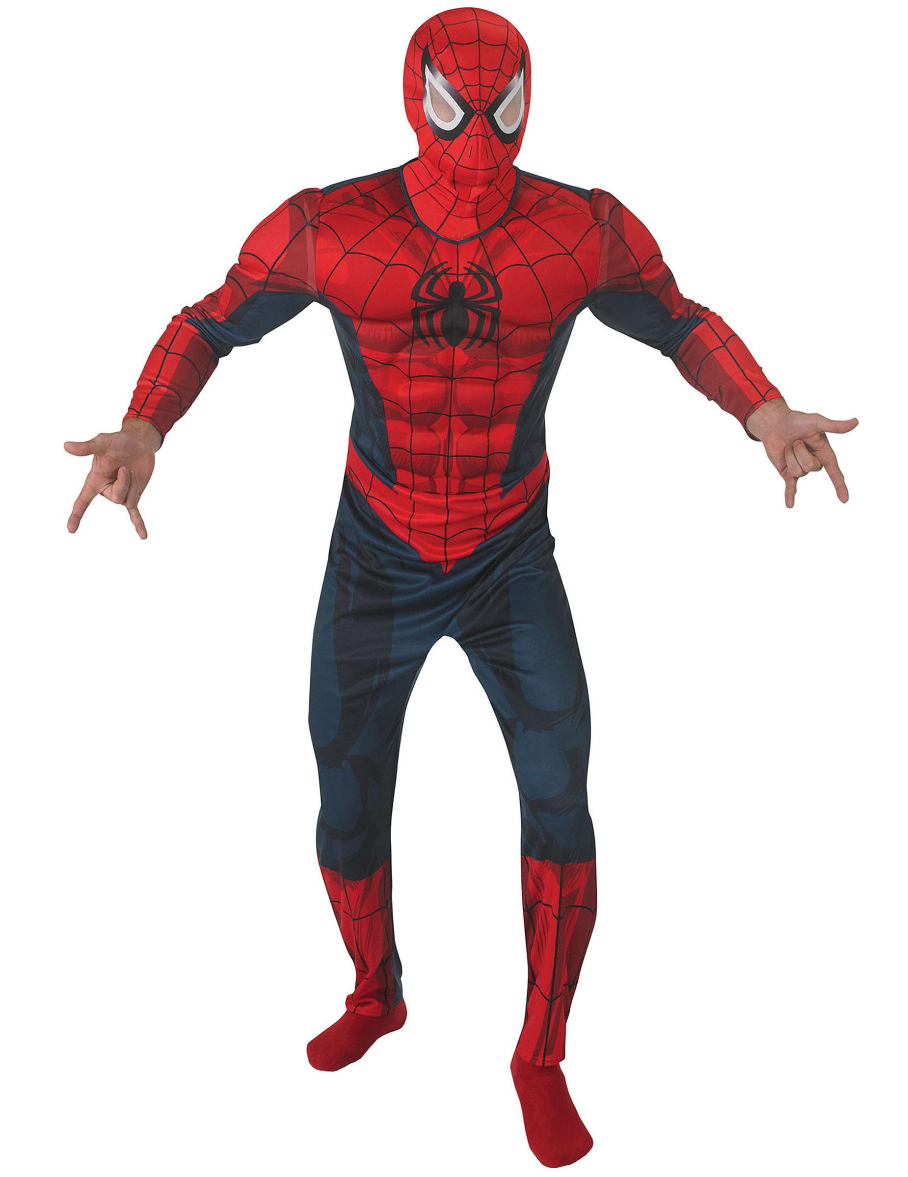 d guisement spider man marvel universe adulte deguise toi achat de d guisements adultes. Black Bedroom Furniture Sets. Home Design Ideas