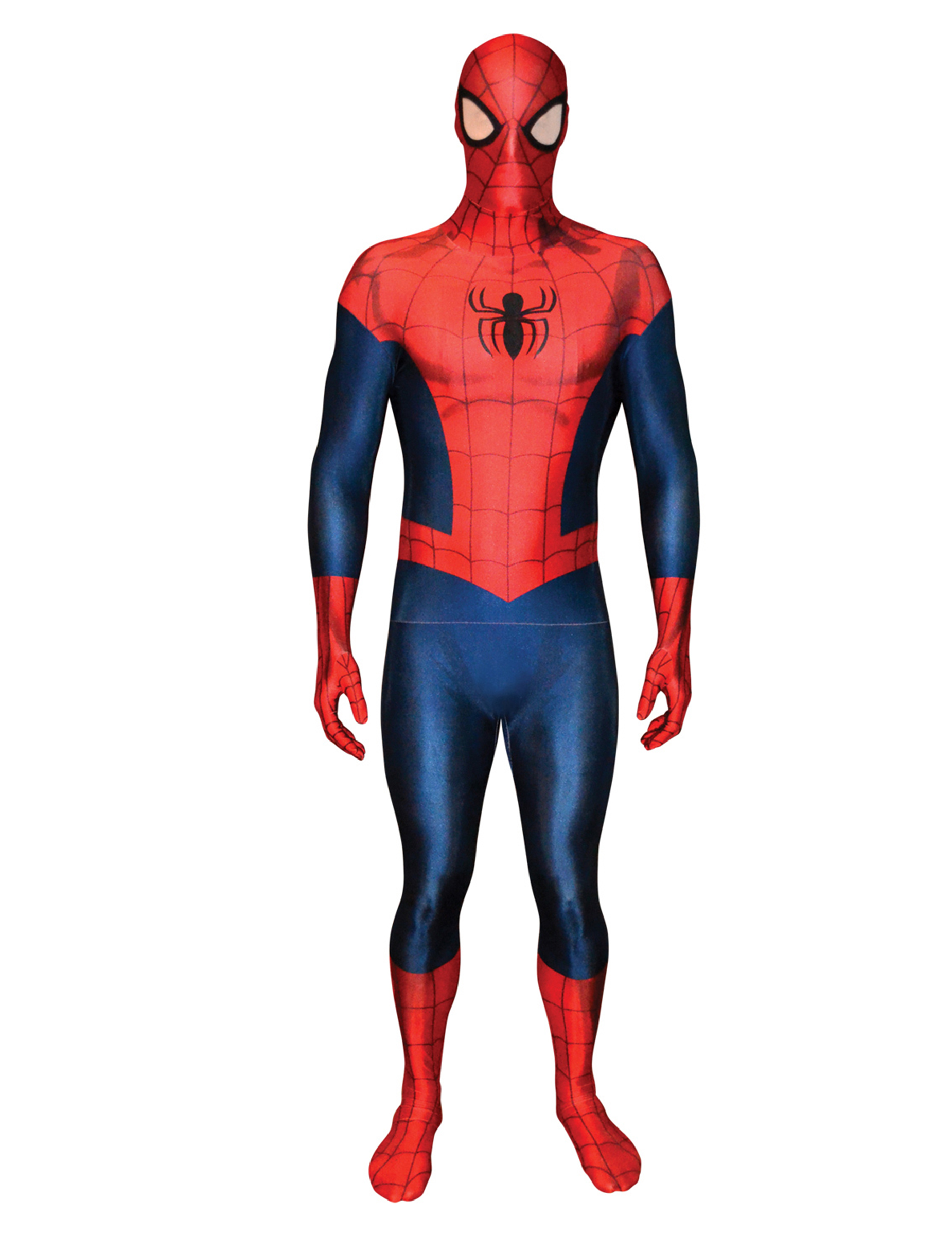 D guisement spiderman adulte morphsuits deguise toi - Image spiderman ...